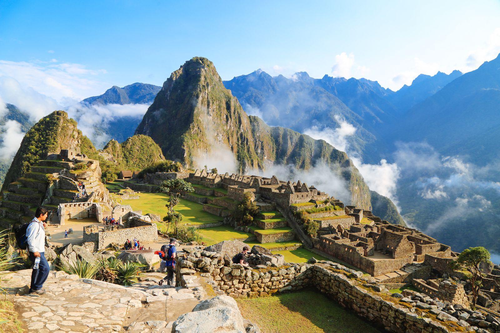 Visiting The Ancient Inca Site Of Macchu Picchu, Peru (31)