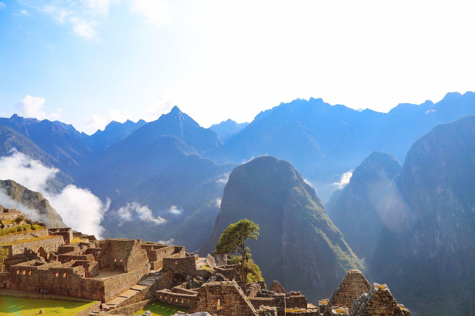 Visiting The Ancient Inca Site Of Macchu Picchu, Peru (33)