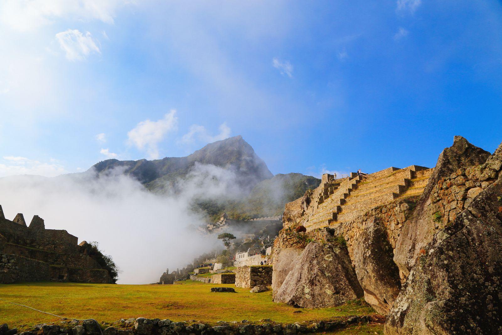 Visiting The Ancient Inca Site Of Macchu Picchu, Peru (43)
