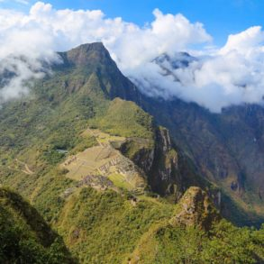 This Is The Most Unique View Of Machu Picchu – At The Top Of Huayna Picchu Mountain (12)