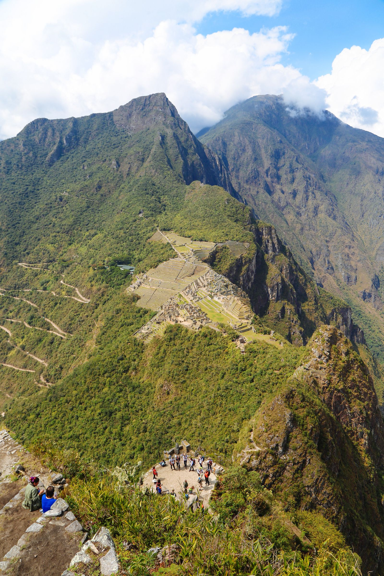 This Is The Most Unique View Of Machu Picchu – At The Top Of Huayna Picchu Mountain (30)