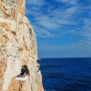 The Amazing Hidden Bar In The Caves Of Menorca, Spain (16)