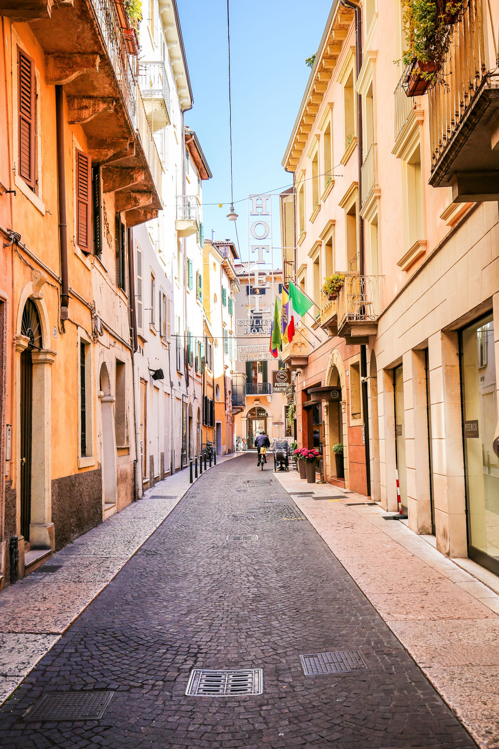 Arriving Into Fair Verona – The Italian Home Of Romeo And Juliet (2)