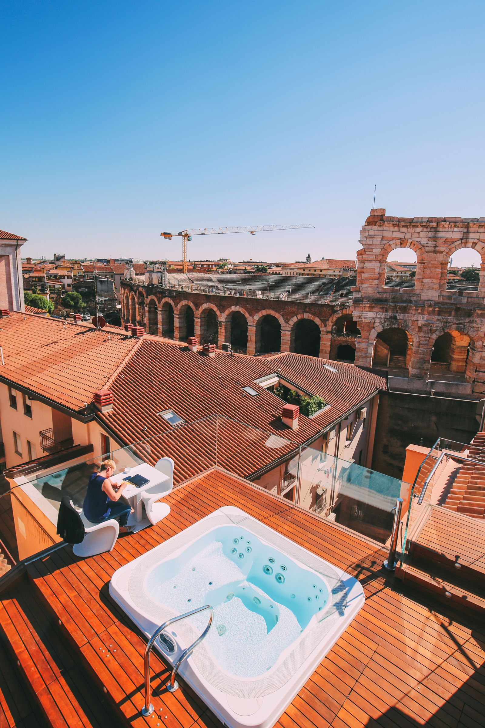 Arriving Into Fair Verona – The Italian Home Of Romeo And Juliet (35)