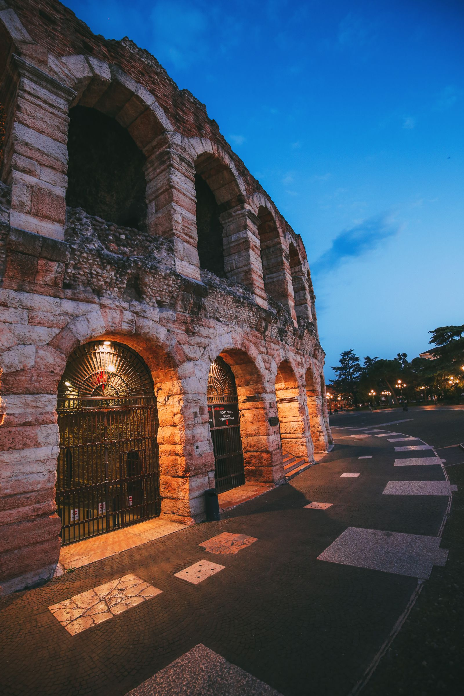 Arriving Into Fair Verona – The Italian Home Of Romeo And Juliet (38)