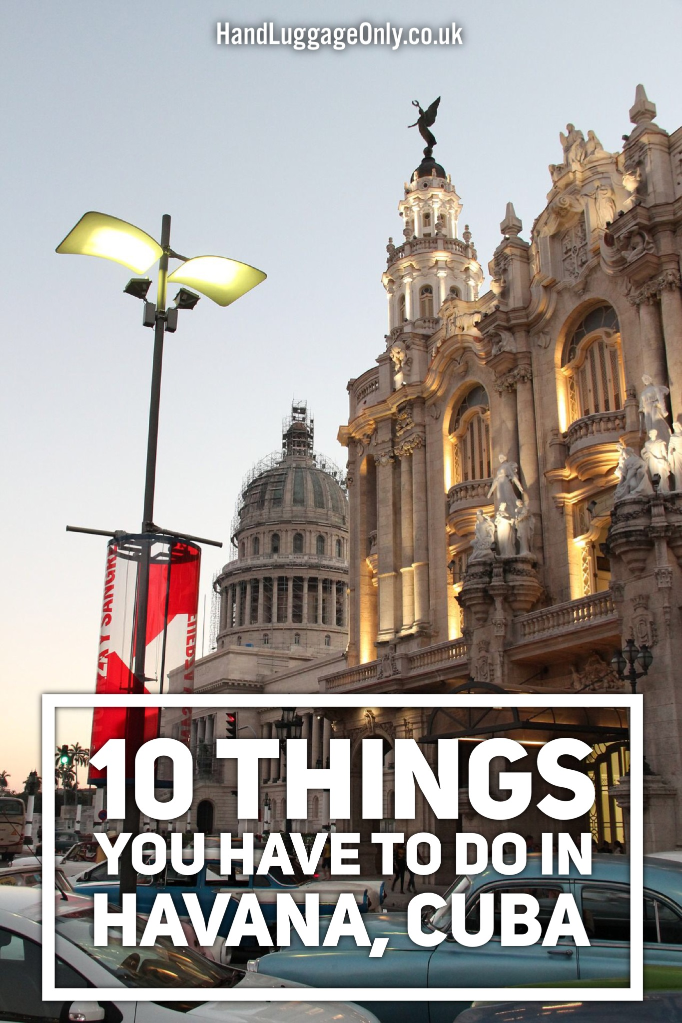 10 Things You Have To See In Havana, Cuba (1)