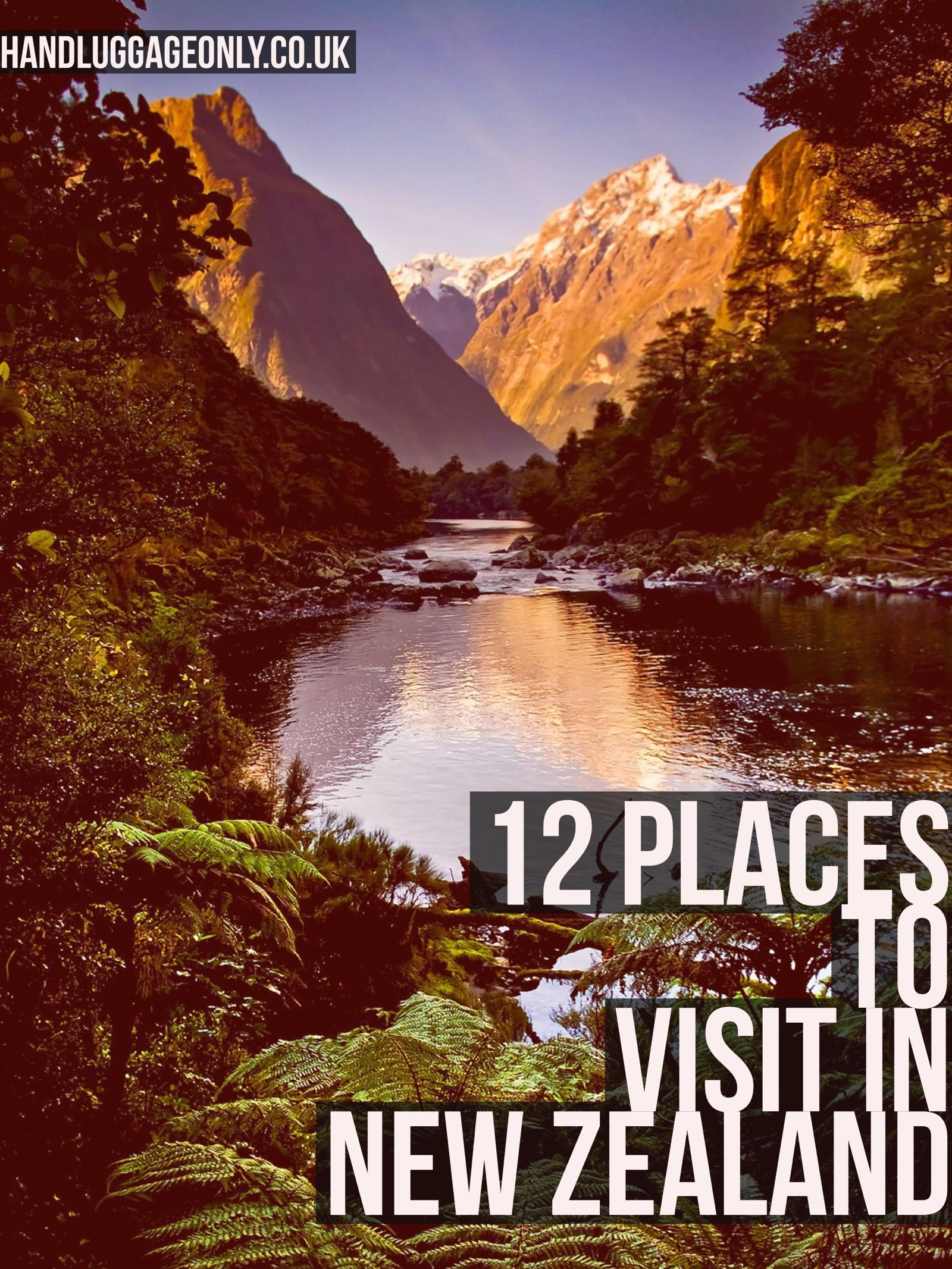 Things To Visit In New Zealand
