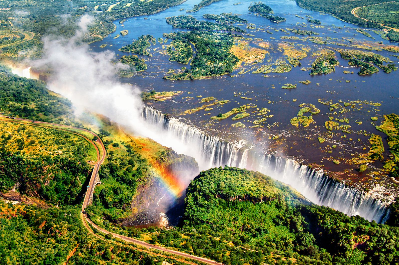 10 Amazing Waterfalls Around The World You Need To See! (3)