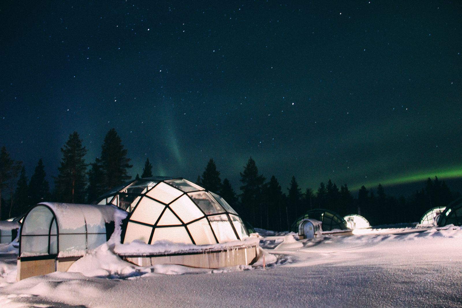 10 Of The Best Places In The World To See The Northern Lights! (7)