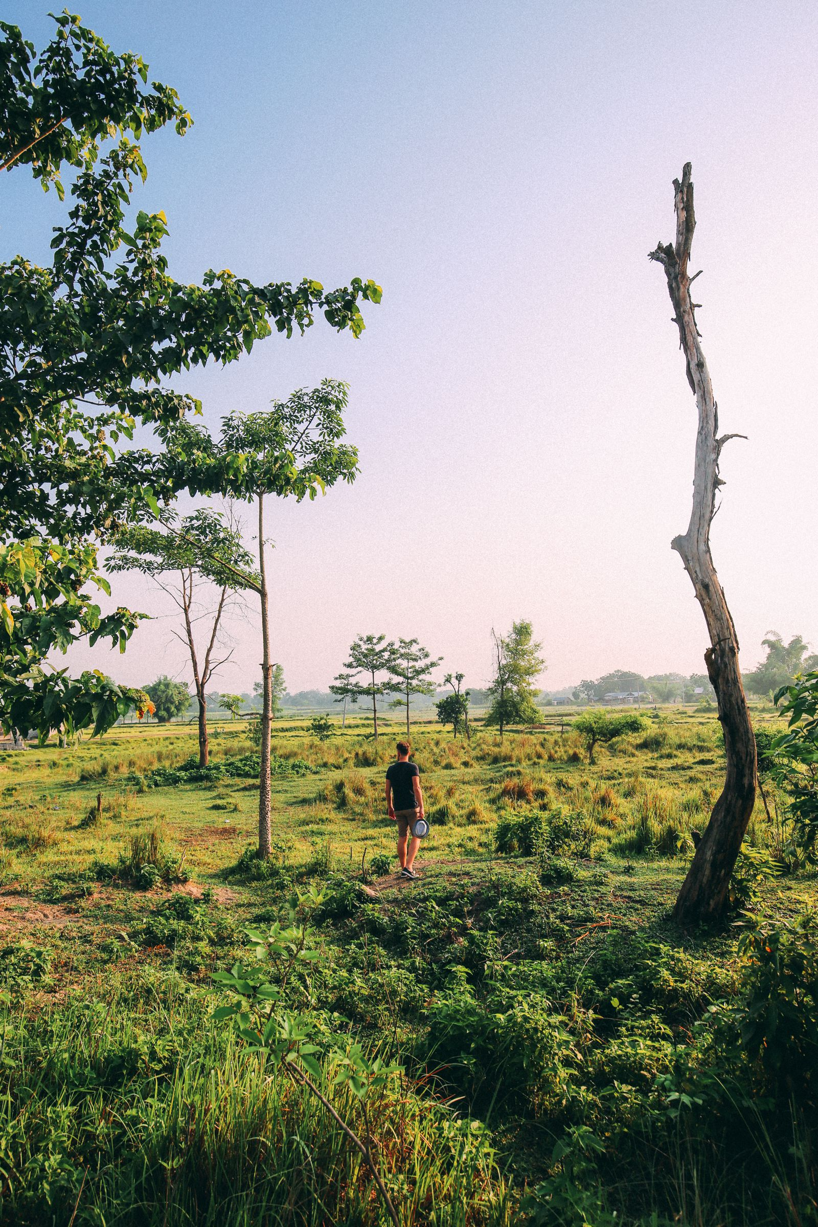 Photos And Postcards From Nepal... Chitwan, Kathmandu, Bhaktapur, Panauti, Pokhara, Tansen, Palpa, Lumbini (4)