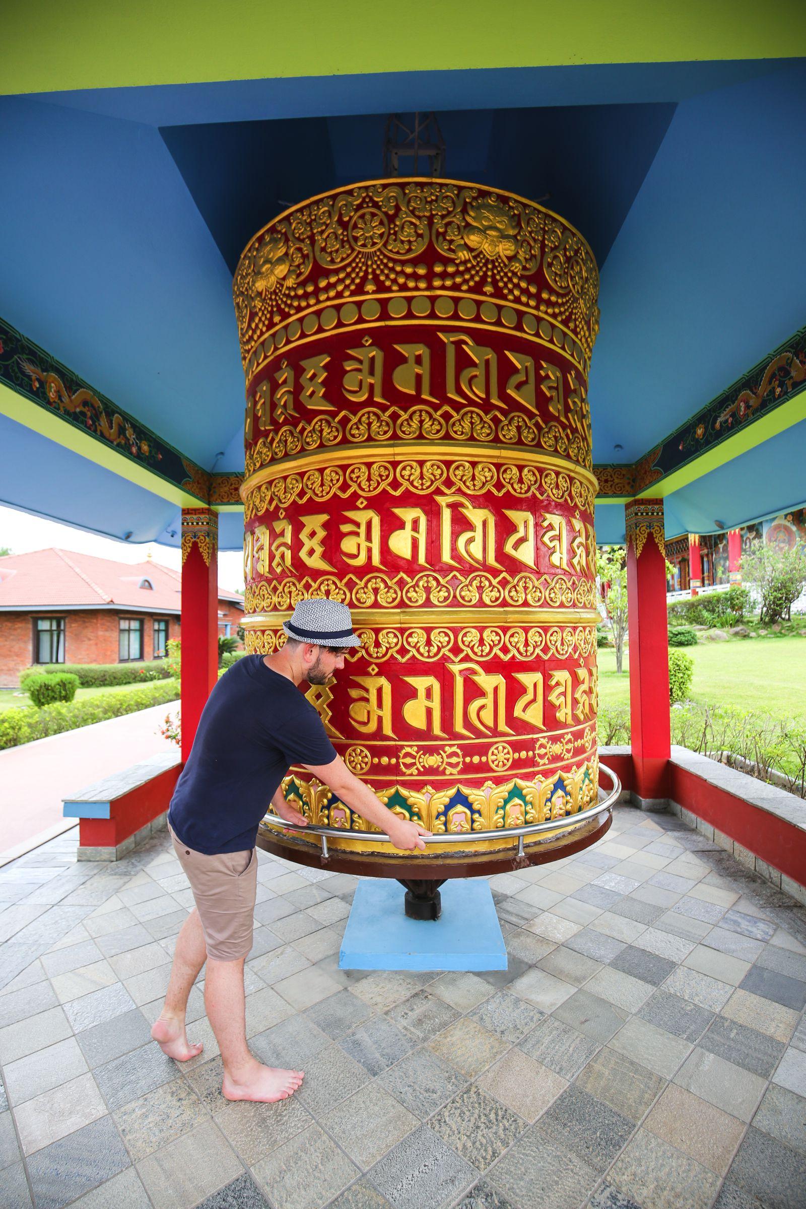 Photos And Postcards From Nepal... Chitwan, Kathmandu, Bhaktapur, Panauti, Pokhara, Tansen, Palpa, Lumbini (17)