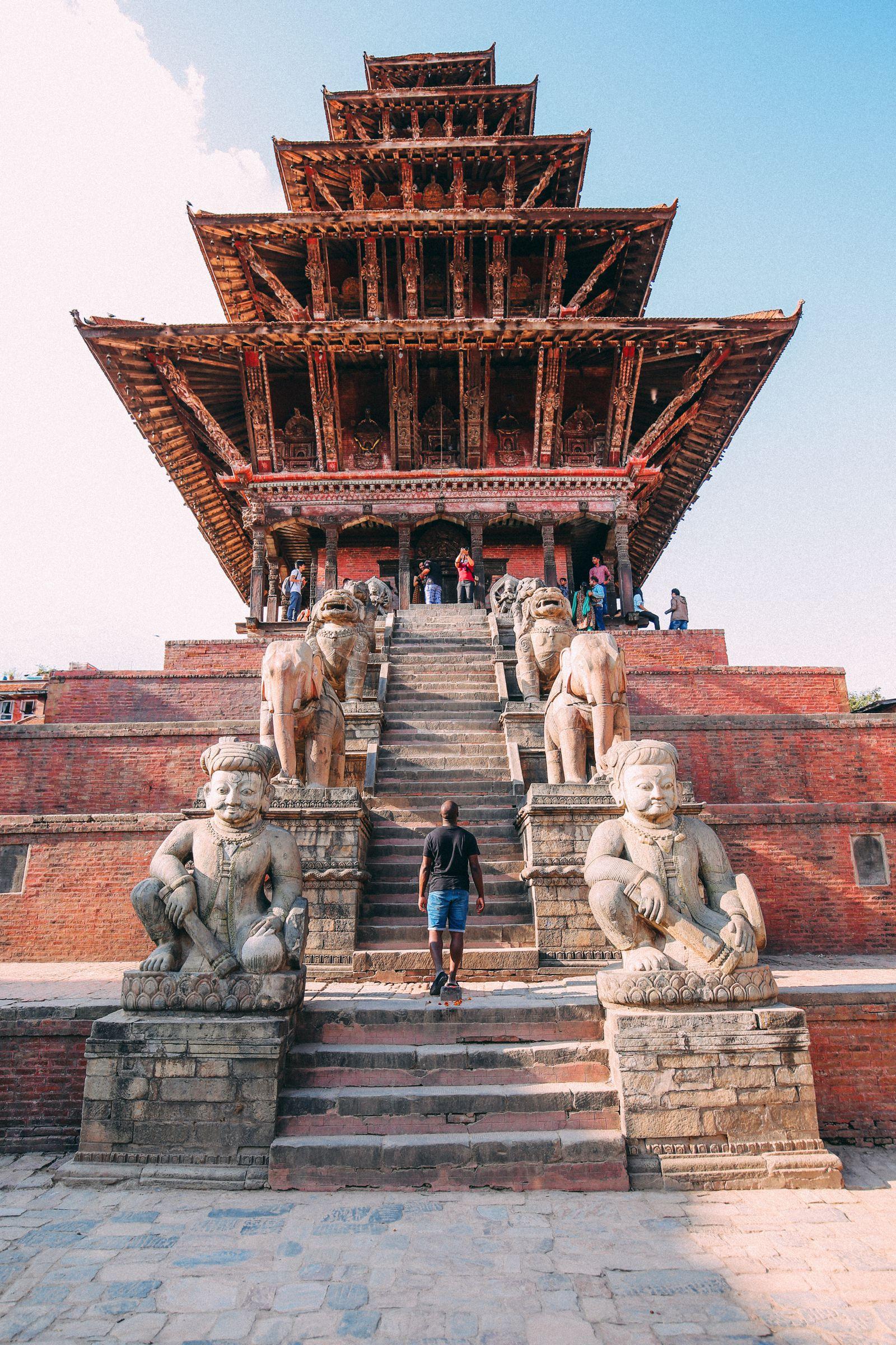 Photos And Postcards From Nepal... Chitwan, Kathmandu, Bhaktapur, Panauti, Pokhara, Tansen, Palpa, Lumbini (6)