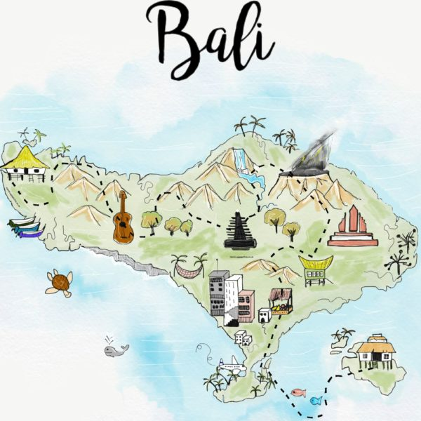 Complete Guide Of Things To See in Bali Guide (1)