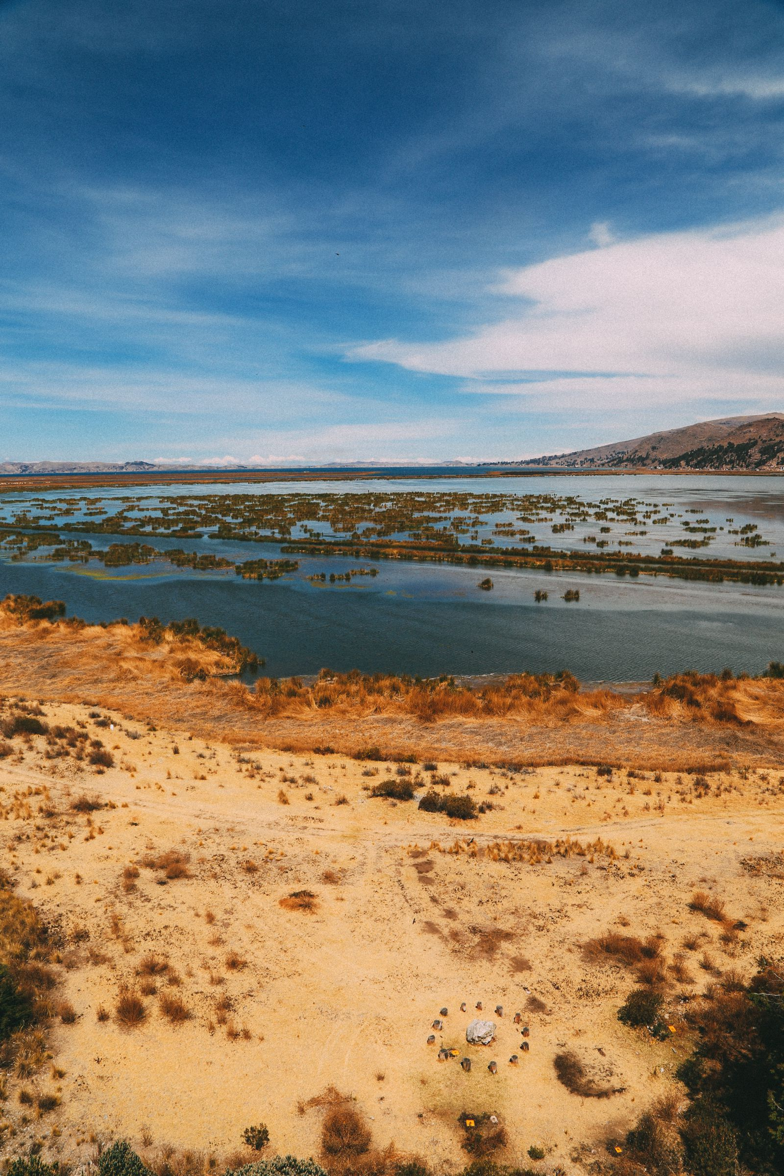 Exploring The Amazing Uros Floating Islands Of Lake Titicaca... In Peru (2)