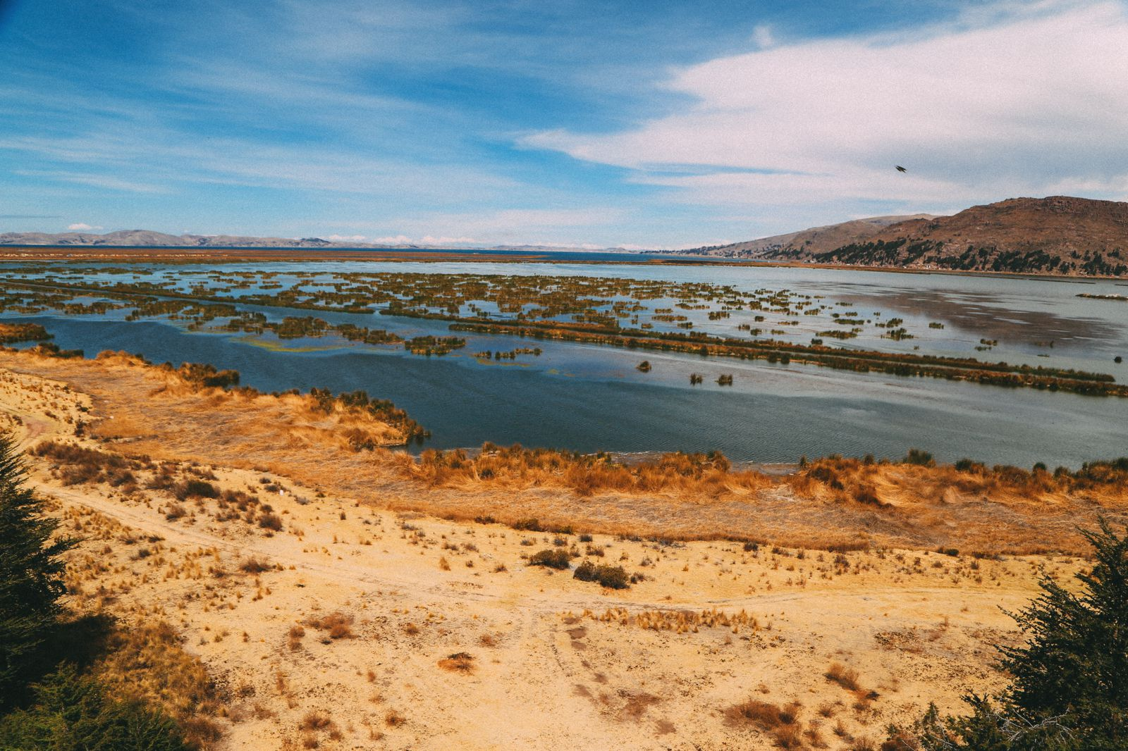 Exploring The Amazing Uros Floating Islands Of Lake Titicaca... In Peru (3)