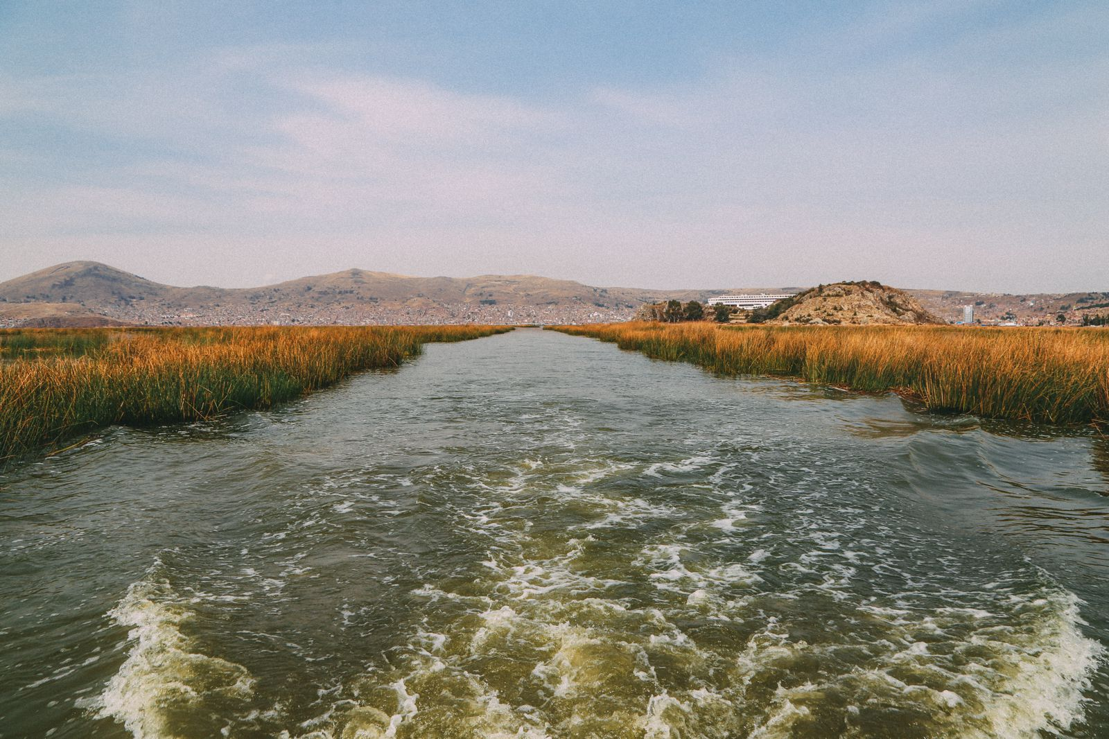 Exploring The Amazing Uros Floating Islands Of Lake Titicaca... In Peru (16)
