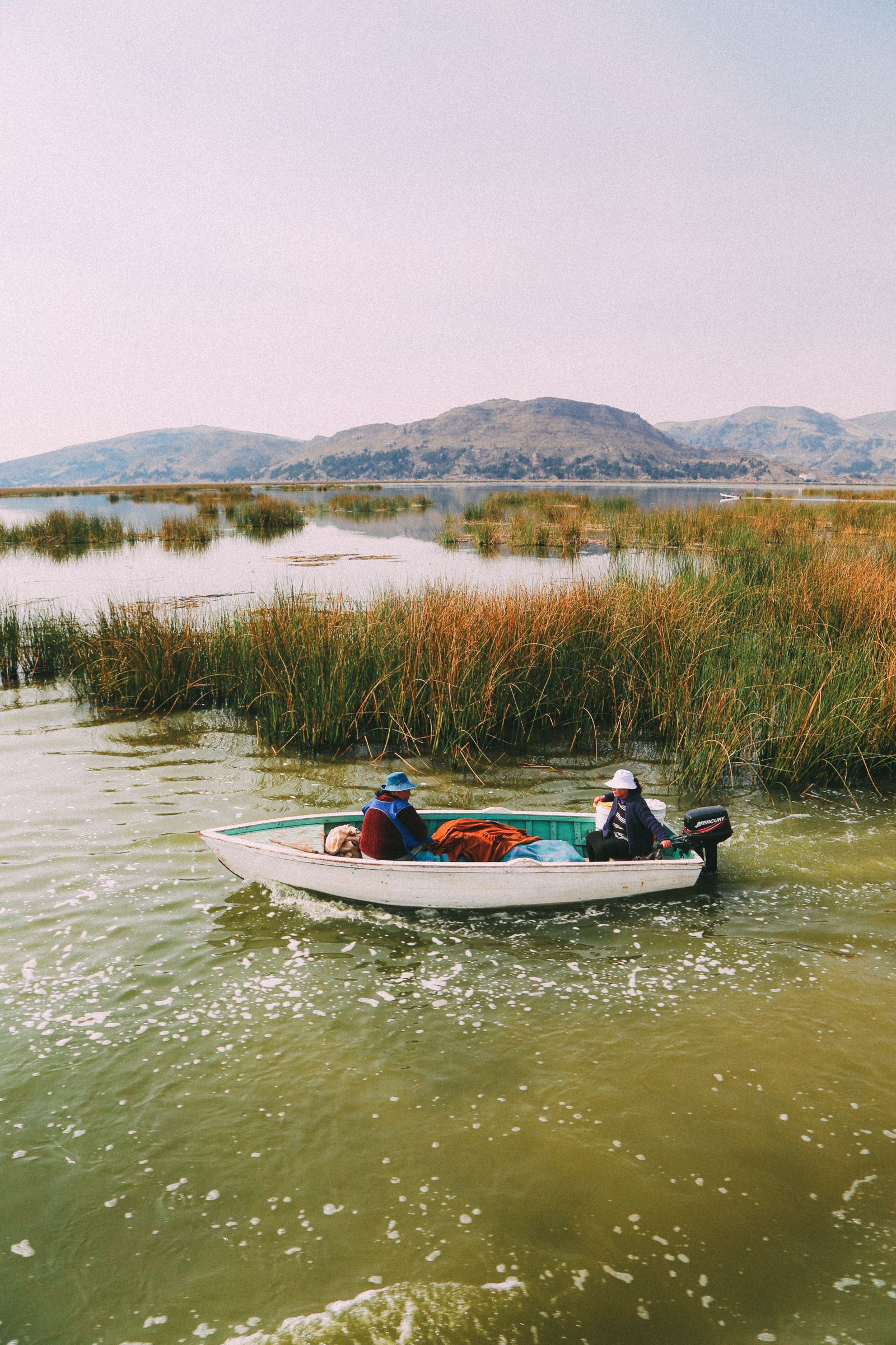 Exploring The Amazing Uros Floating Islands Of Lake Titicaca... In Peru (21)