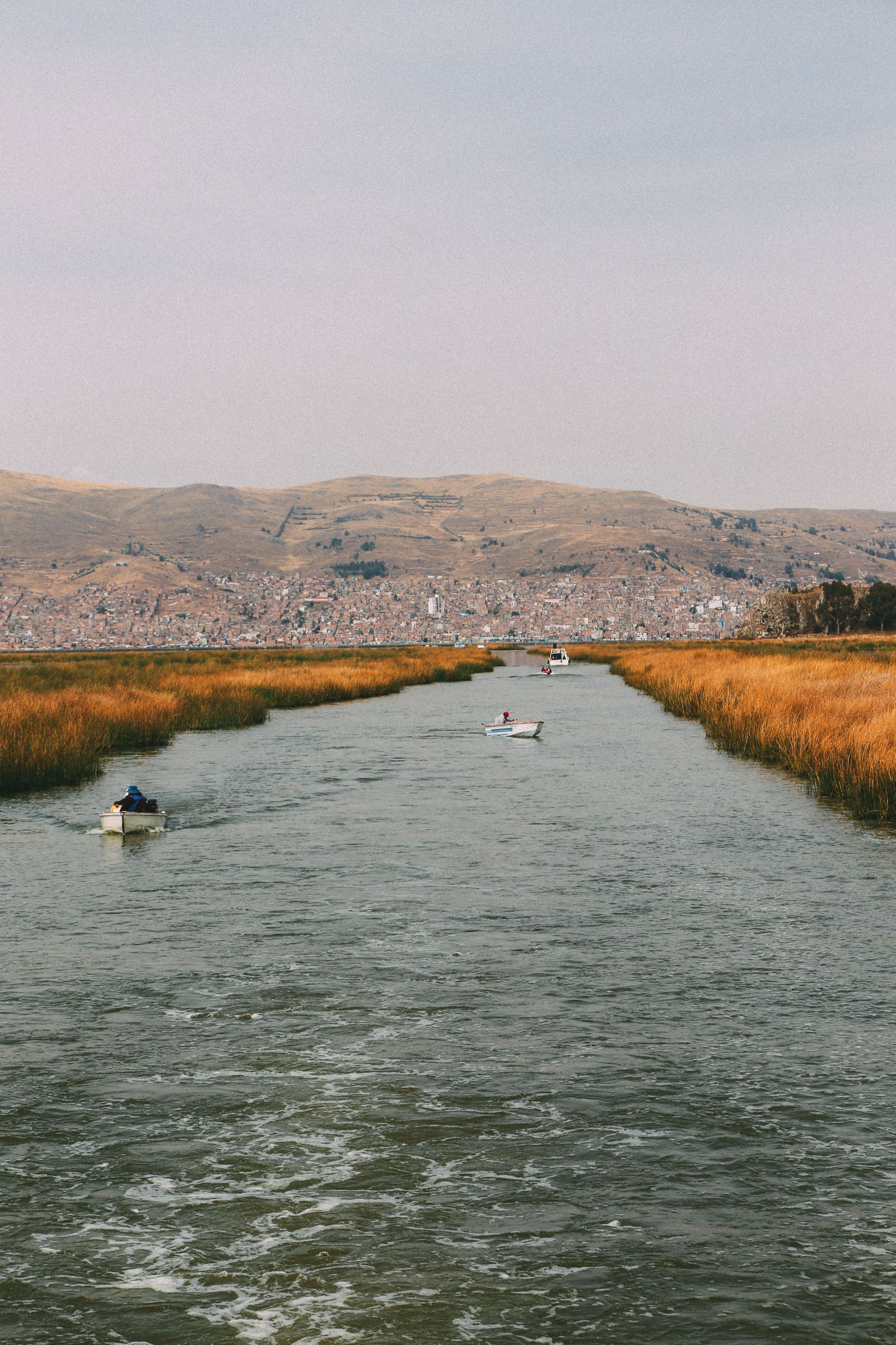 Exploring The Amazing Uros Floating Islands Of Lake Titicaca... In Peru (22)