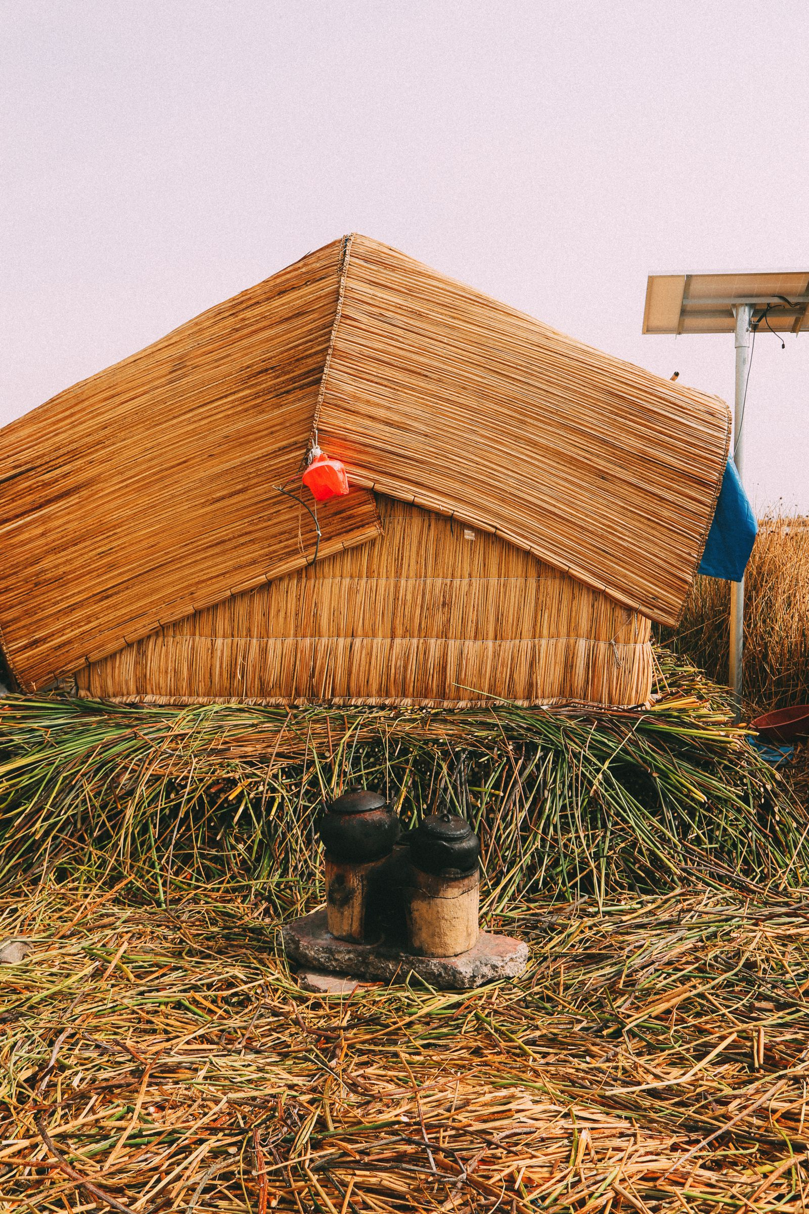 Exploring The Amazing Uros Floating Islands Of Lake Titicaca... In Peru (27)