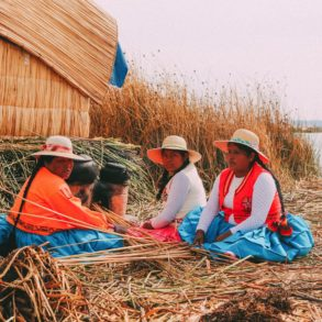 Exploring The Amazing Uros Floating Islands Of Lake Titicaca... In Peru (39)