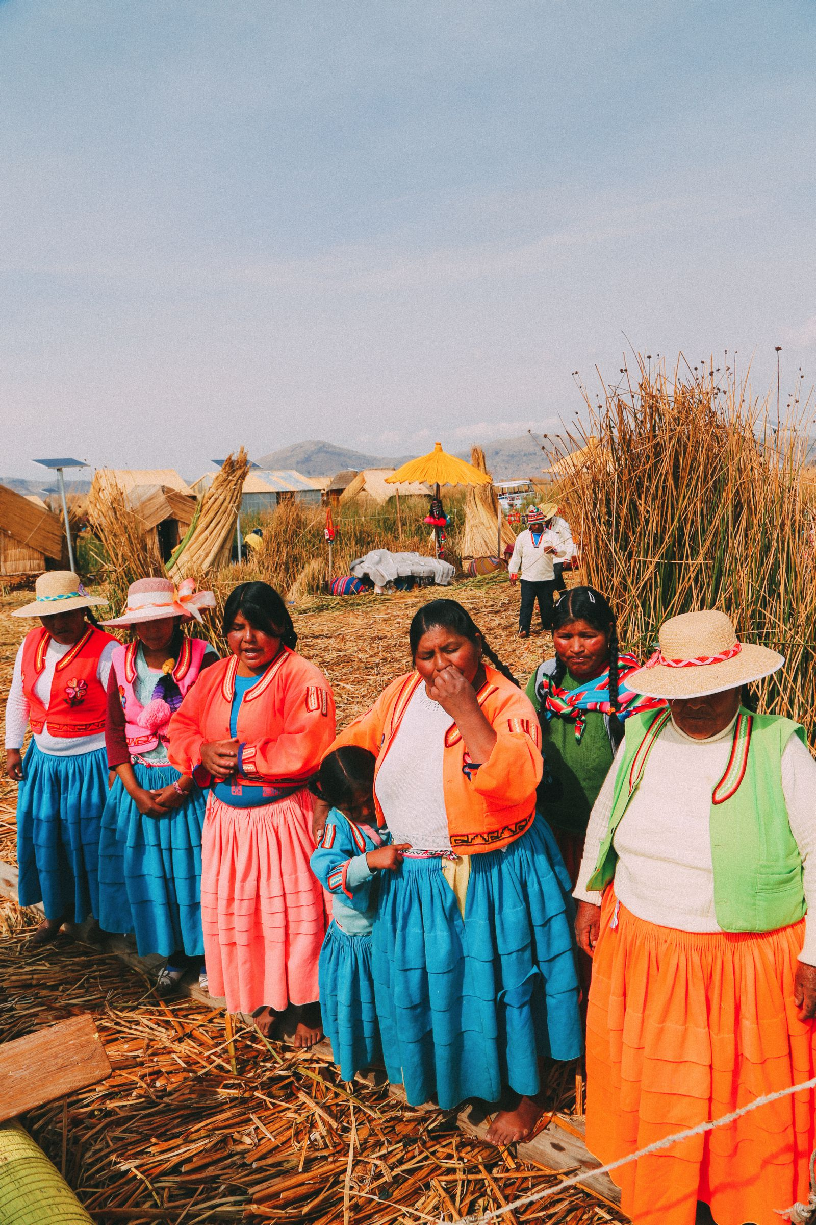 Exploring The Amazing Uros Floating Islands Of Lake Titicaca... In Peru (42)