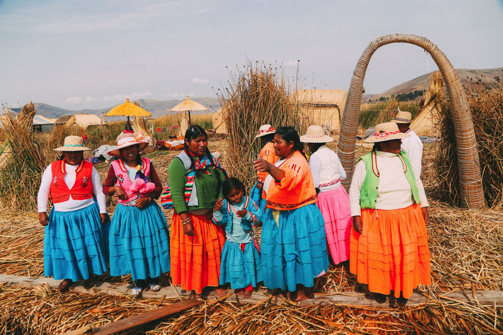 Exploring The Amazing Uros Floating Islands Of Lake Titicaca... In Peru (43)
