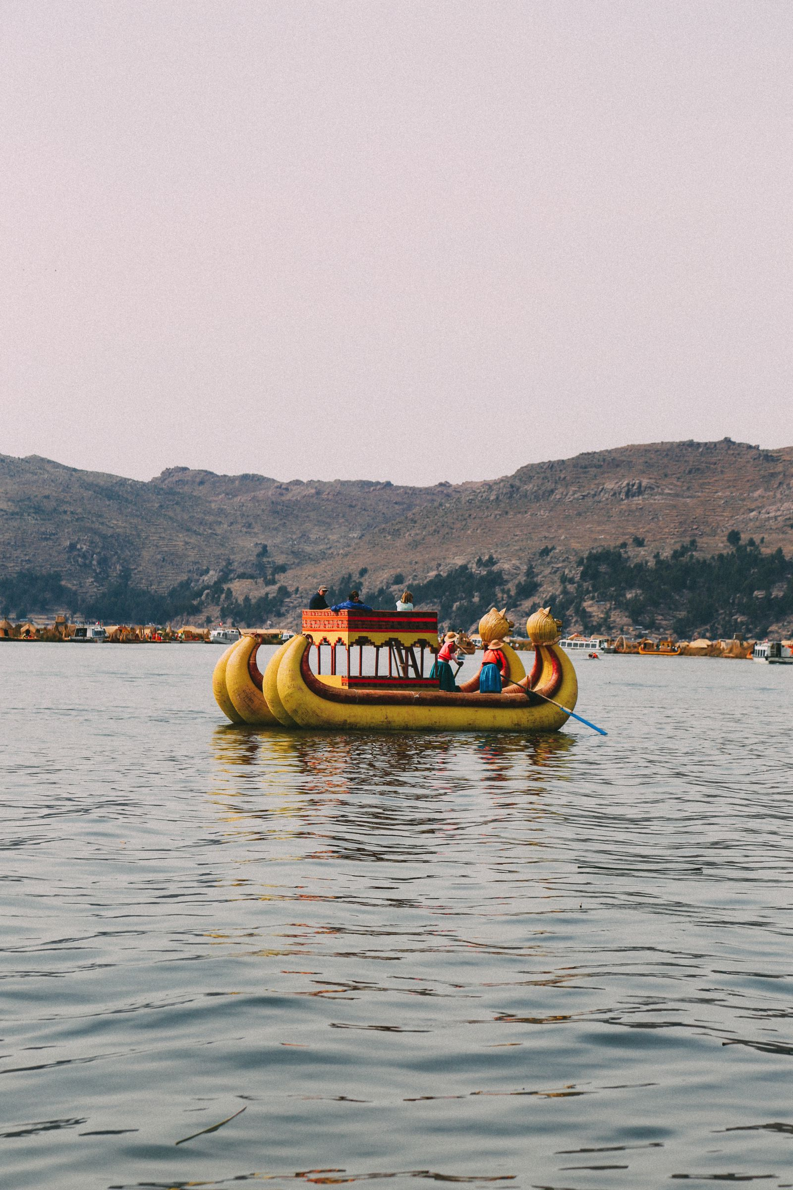 Exploring The Amazing Uros Floating Islands Of Lake Titicaca... In Peru (47)