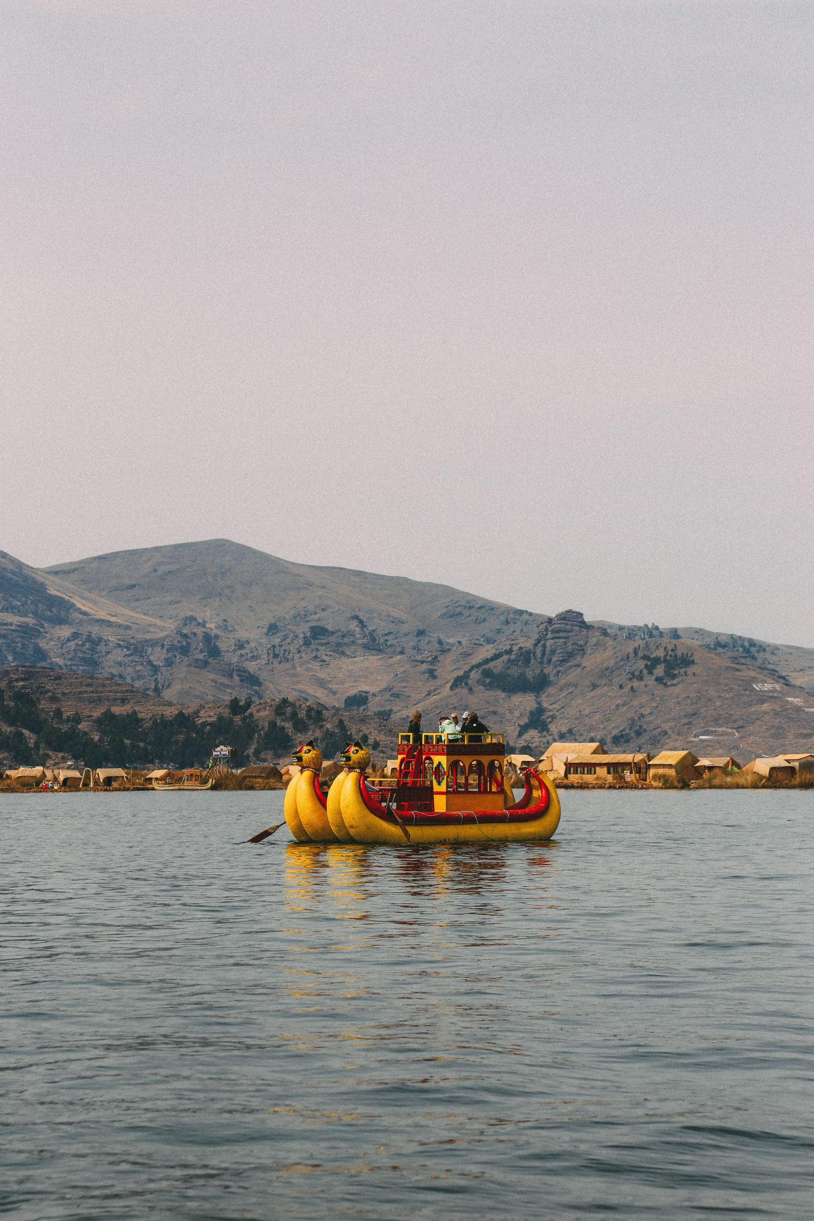 Exploring The Amazing Uros Floating Islands Of Lake Titicaca... In Peru (50)