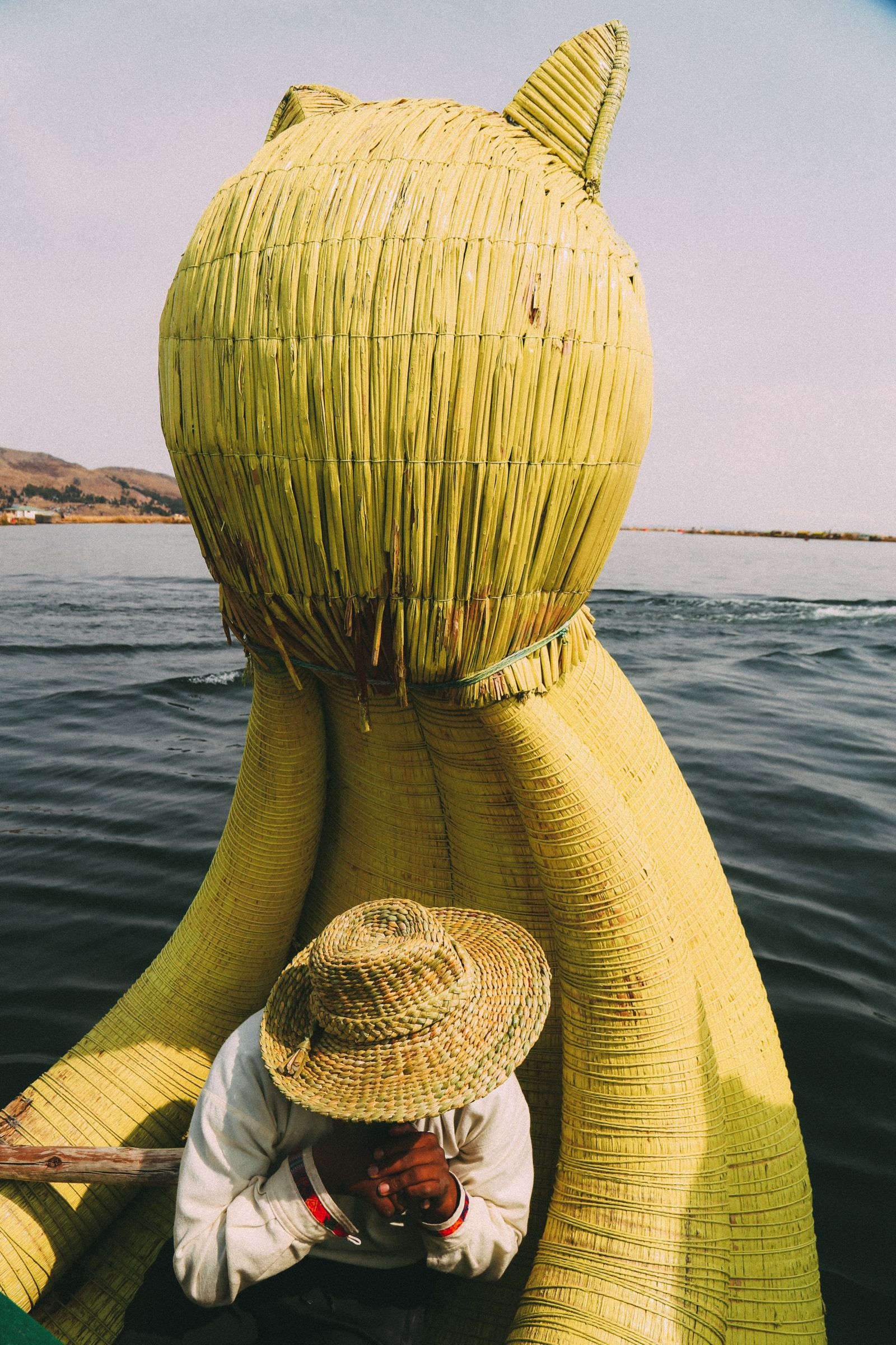 Exploring The Amazing Uros Floating Islands Of Lake Titicaca... In Peru (51)