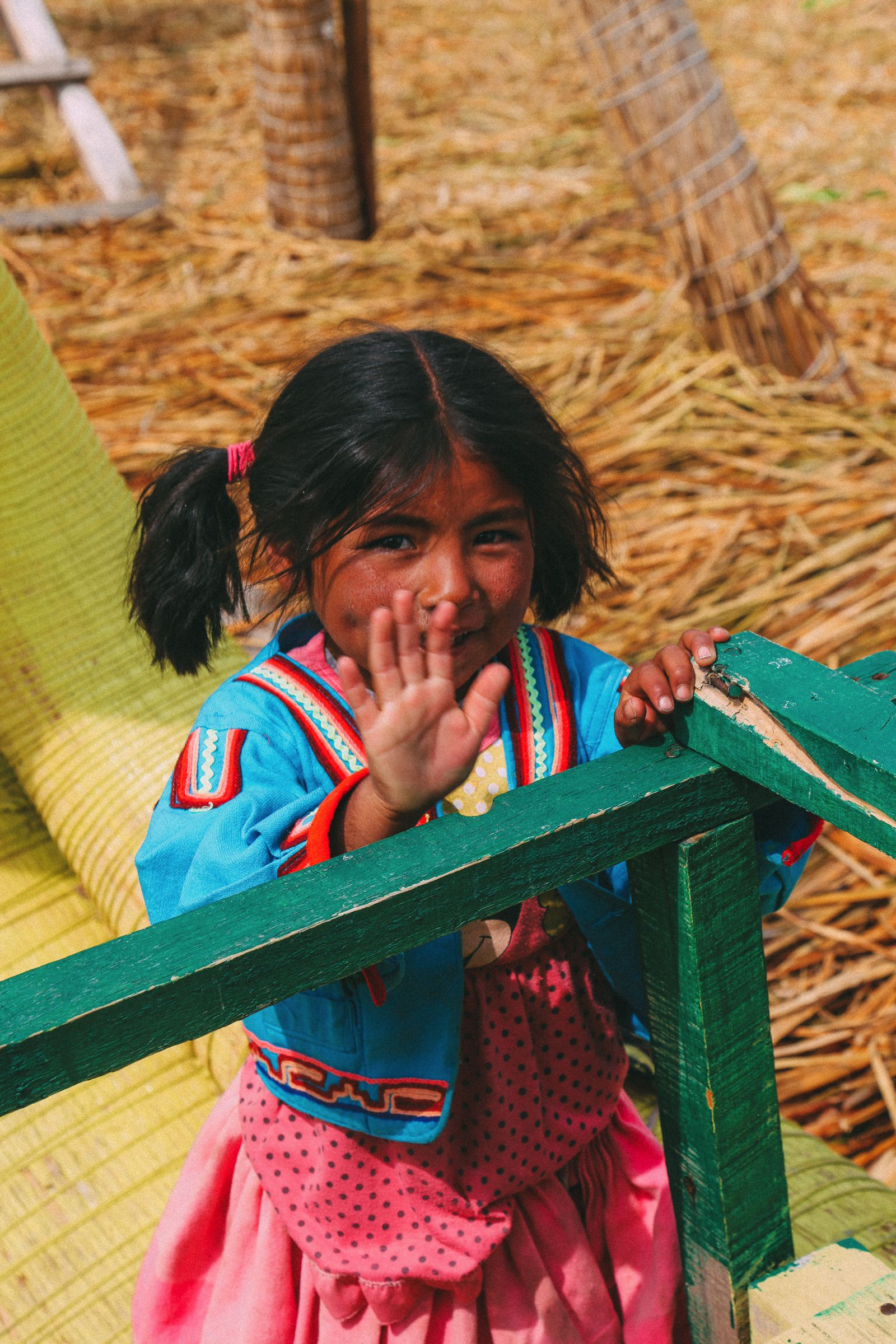 Exploring The Amazing Uros Floating Islands Of Lake Titicaca... In Peru (59)