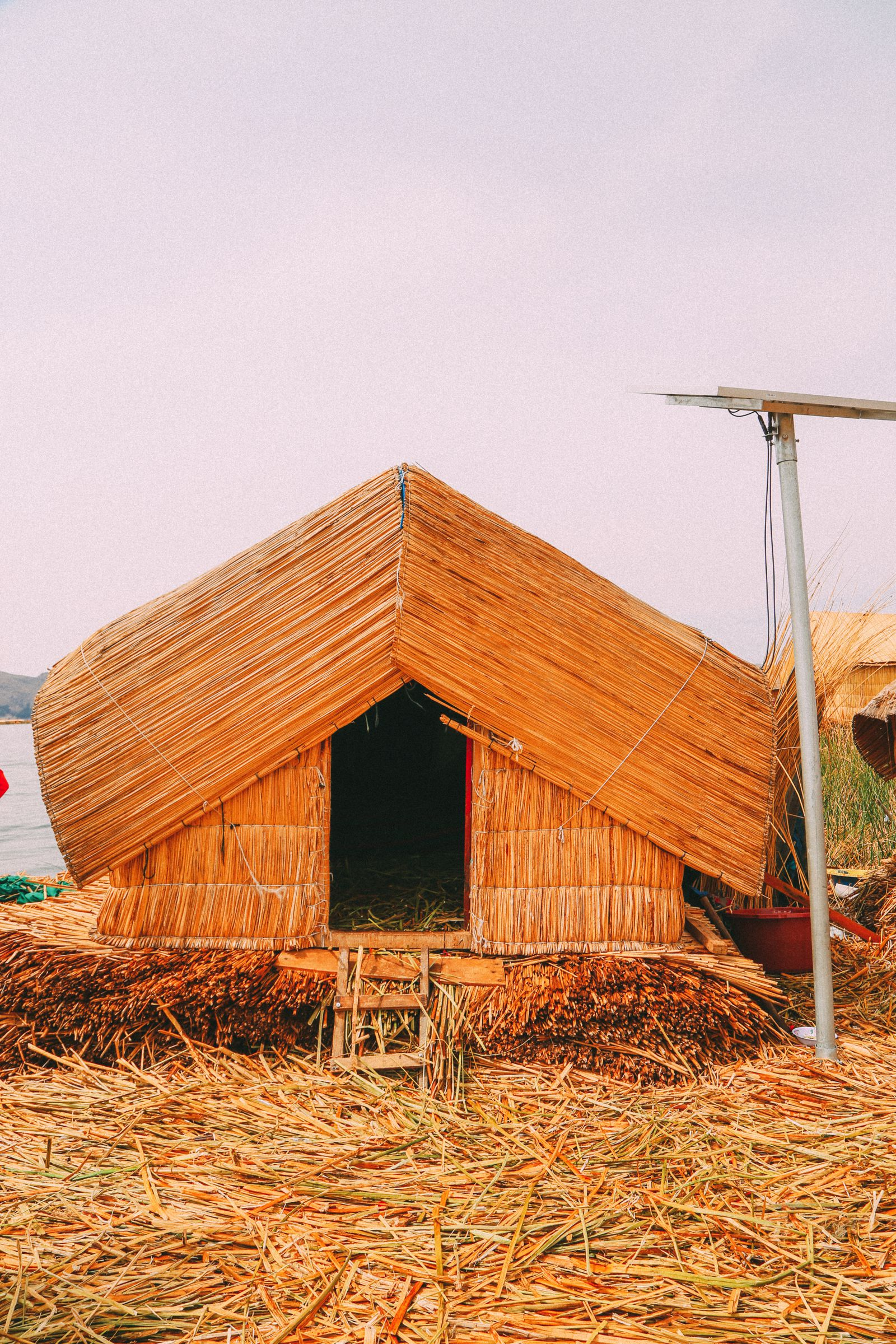 Exploring The Amazing Uros Floating Islands Of Lake Titicaca... In Peru (64)