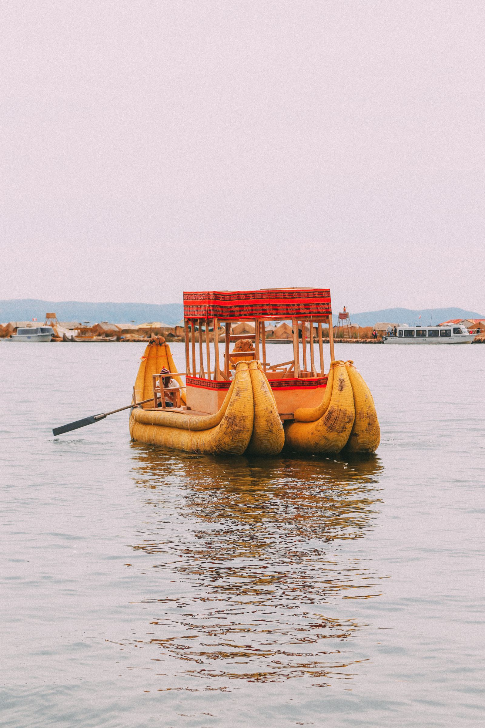 Exploring The Amazing Uros Floating Islands Of Lake Titicaca... In Peru (65)