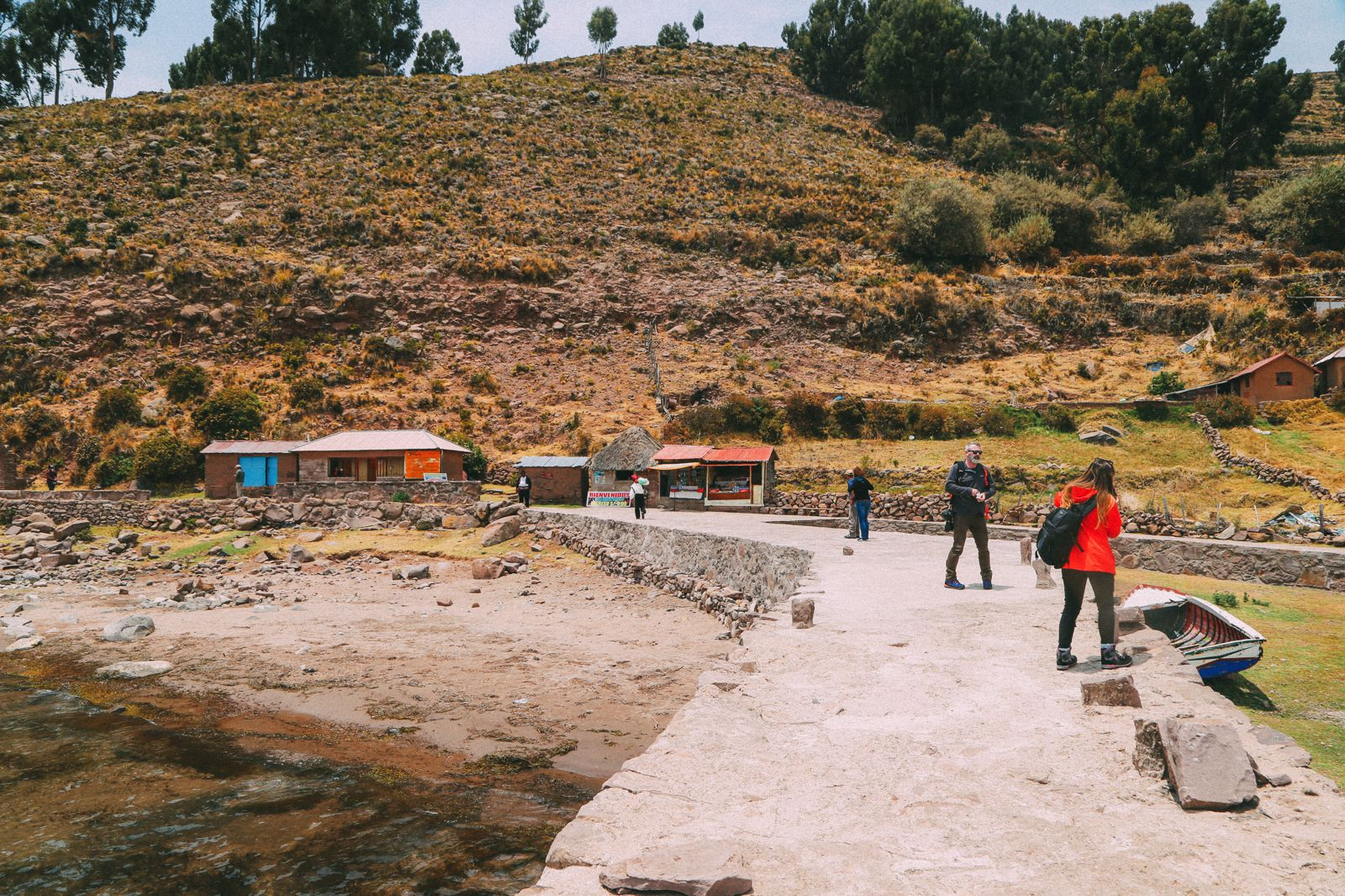 An Afternoon in Taquile Island, Peru (2)