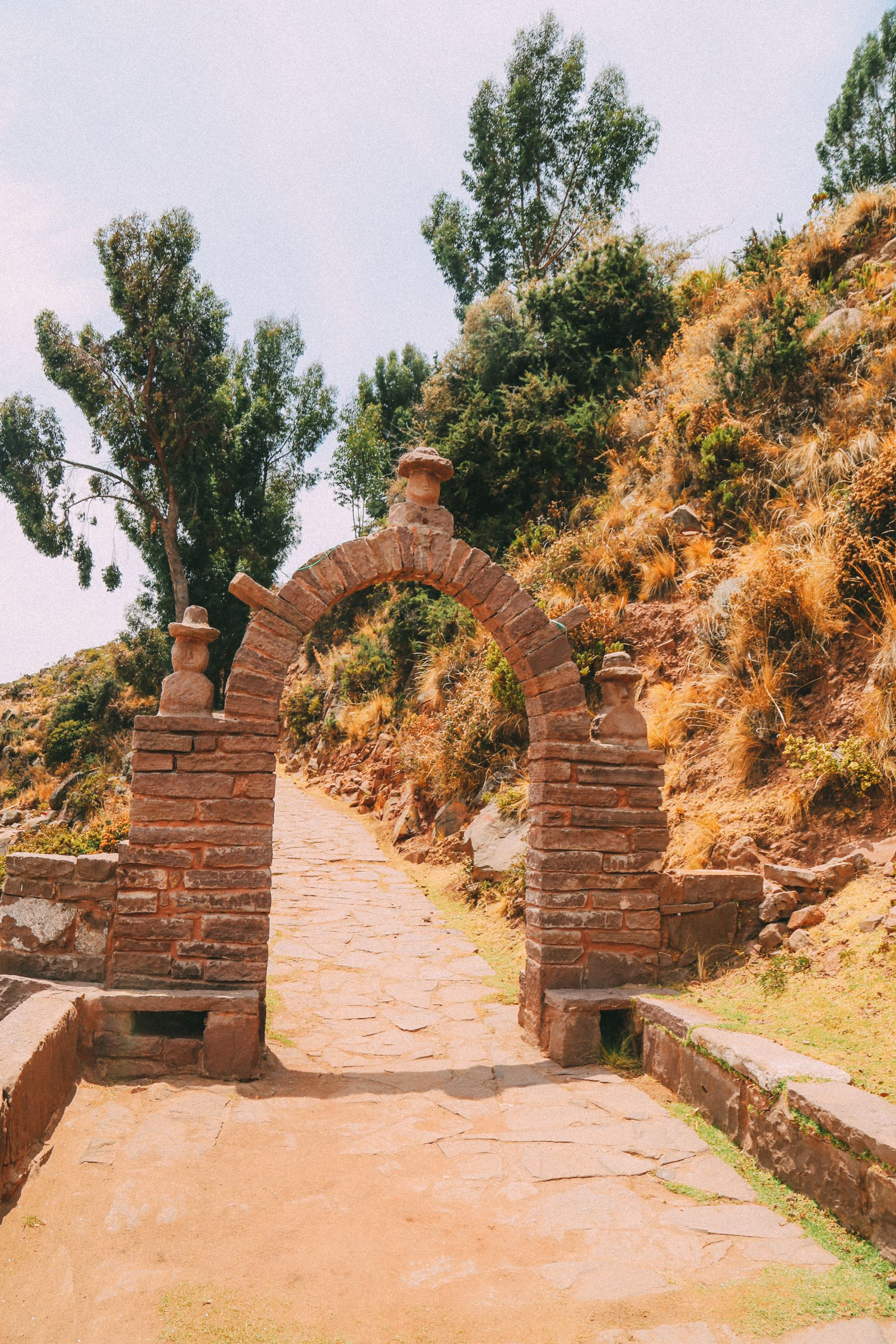 An Afternoon in Taquile Island, Peru (6)