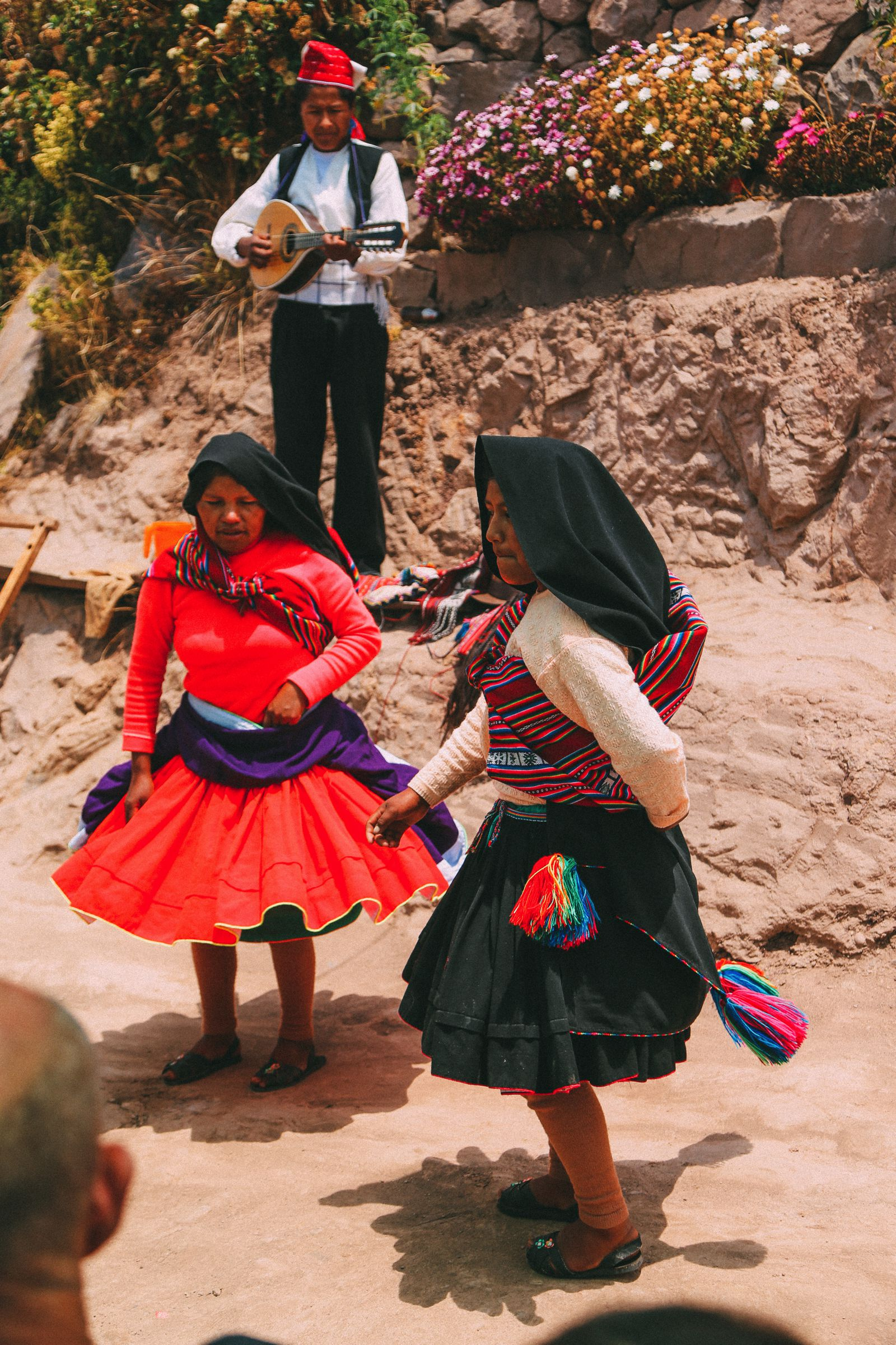 An Afternoon in Taquile Island, Peru (15)