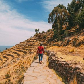 An Afternoon in Taquile Island, Peru (24)