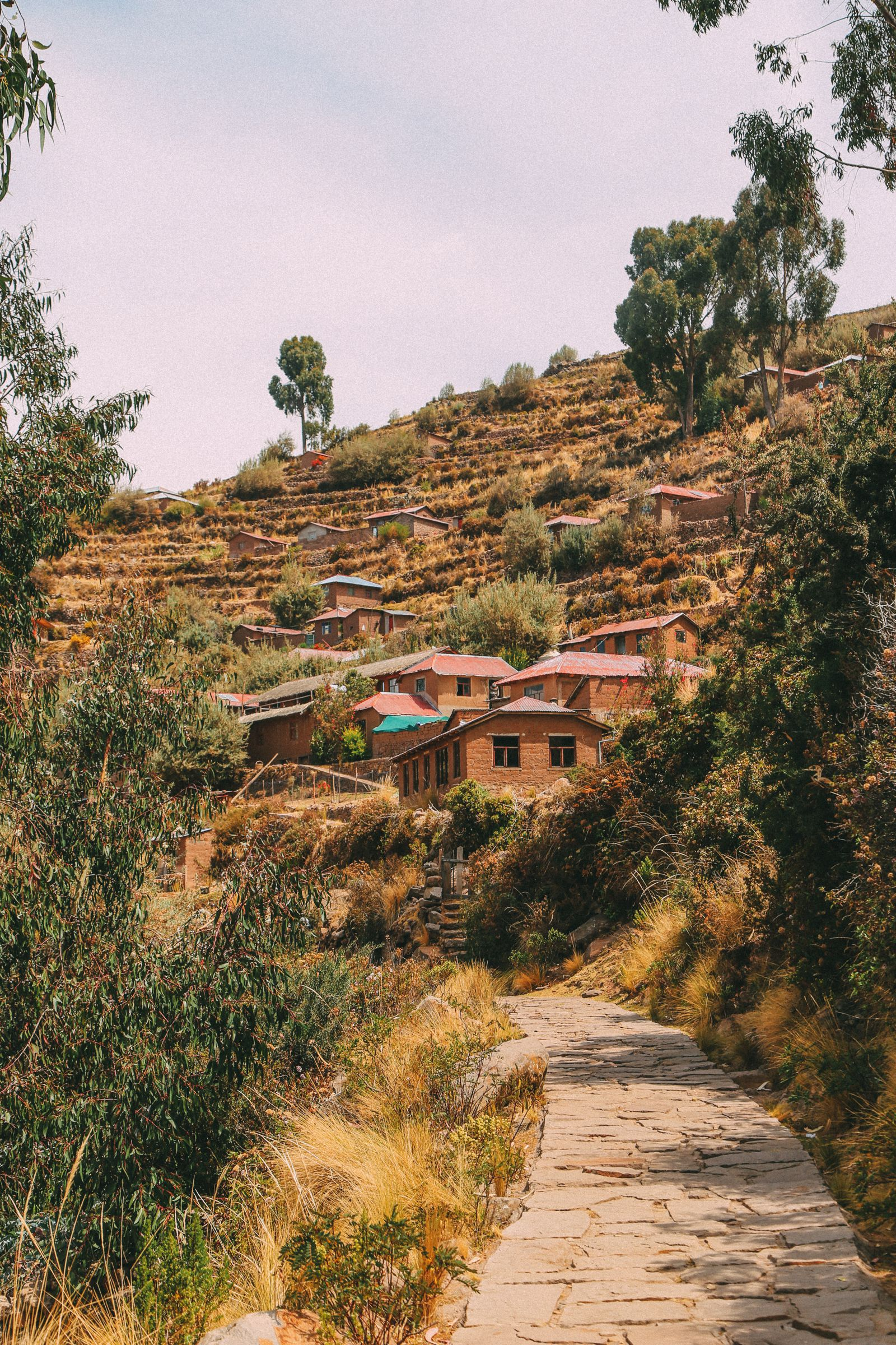 An Afternoon in Taquile Island, Peru (32)