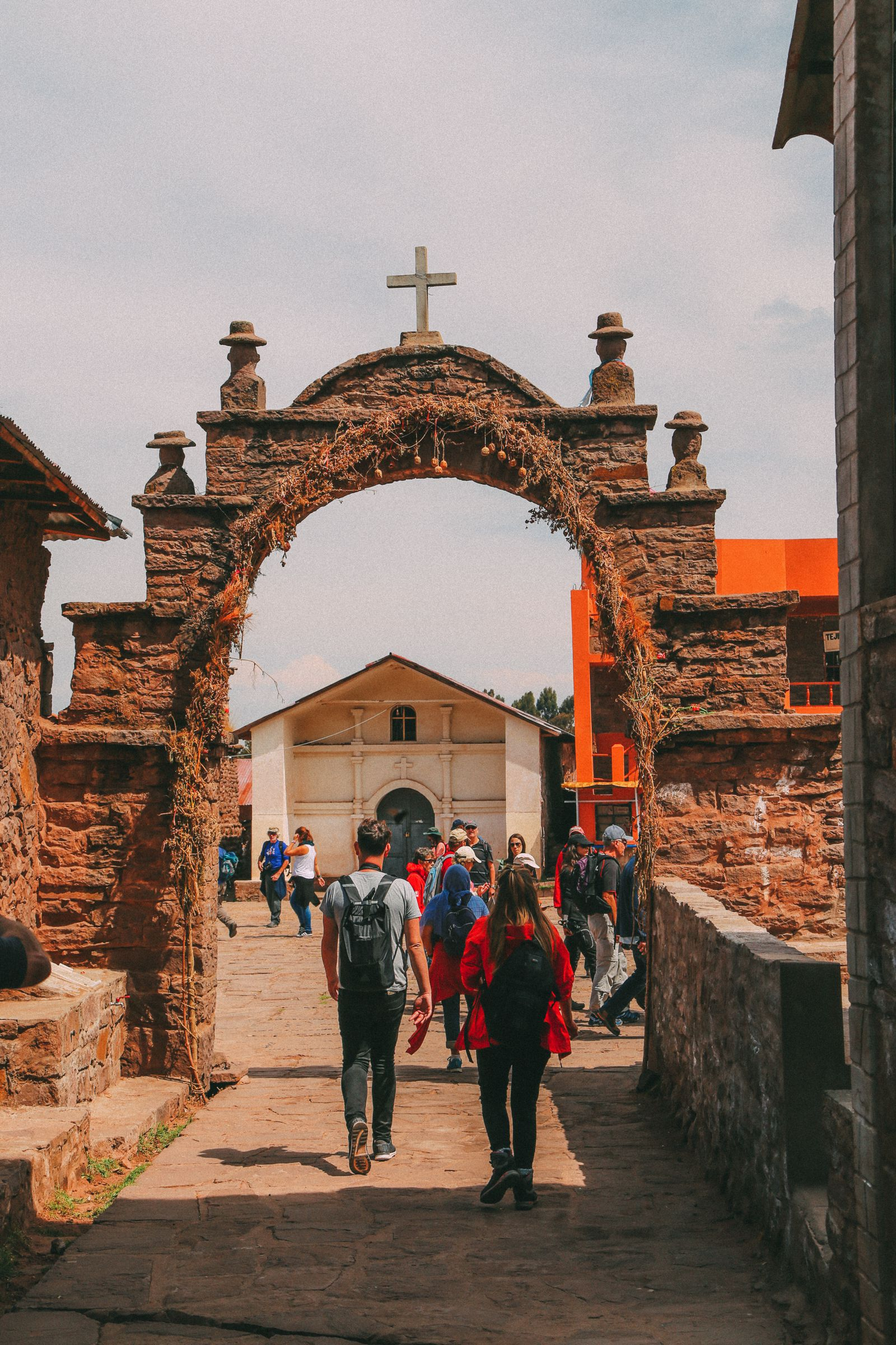 An Afternoon in Taquile Island, Peru (35)
