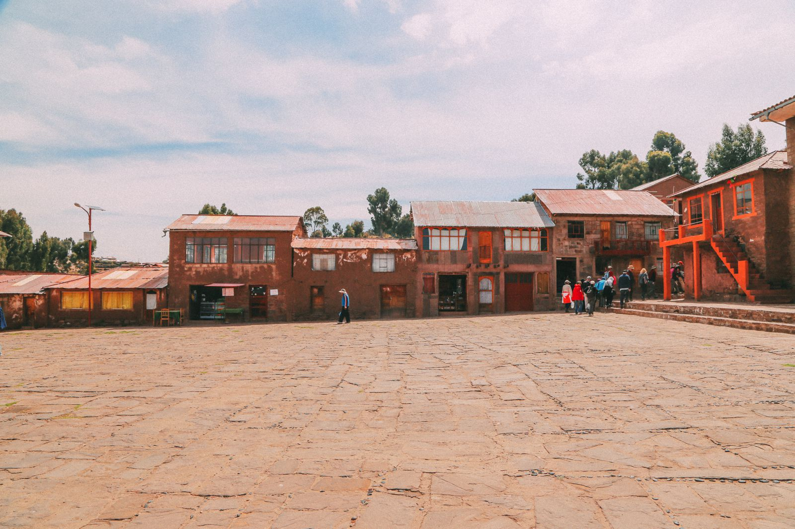 An Afternoon in Taquile Island, Peru (36)