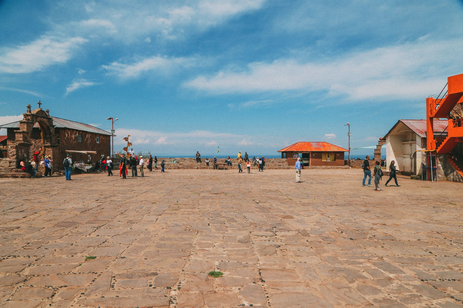An Afternoon in Taquile Island, Peru (41)
