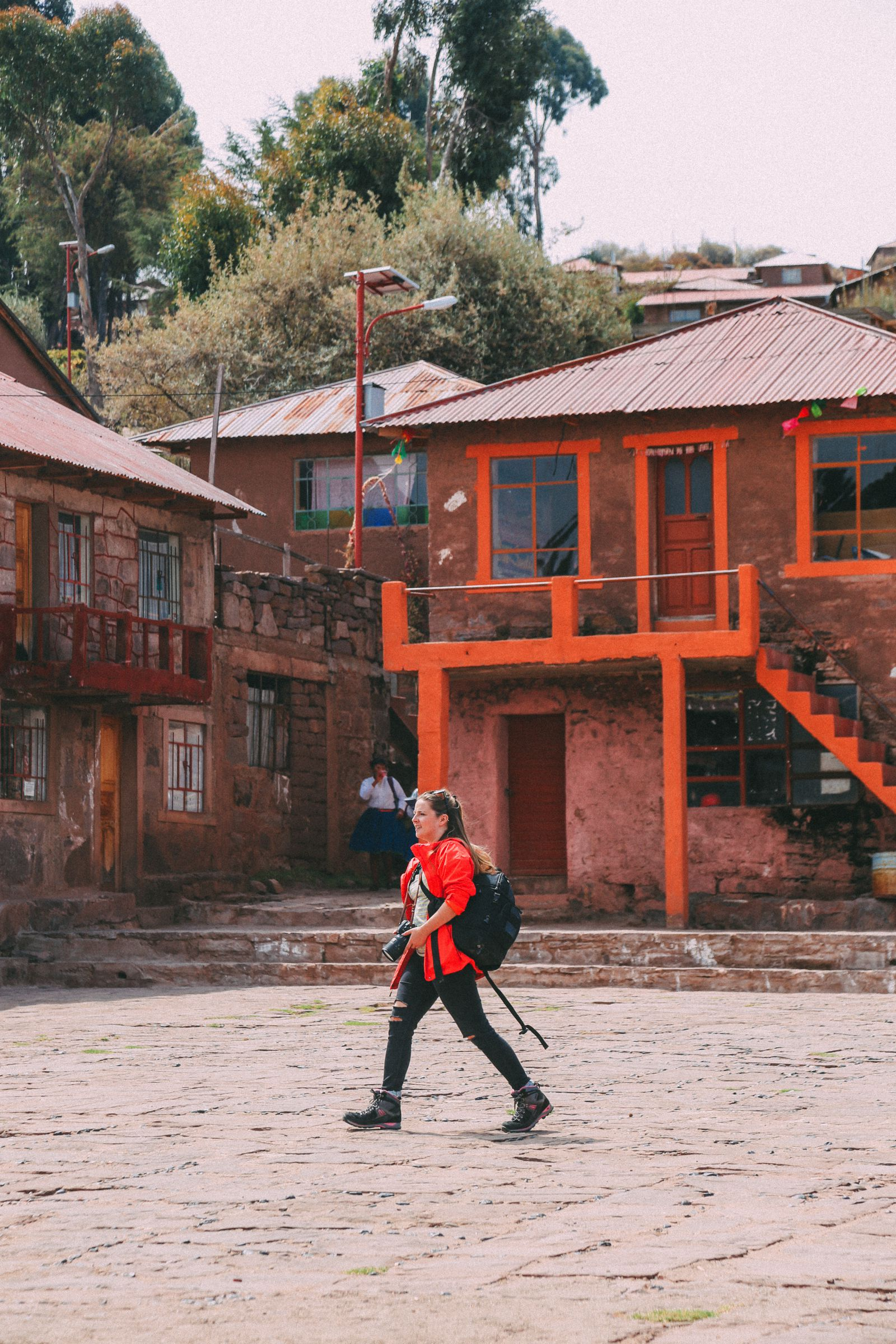 An Afternoon in Taquile Island, Peru (42)