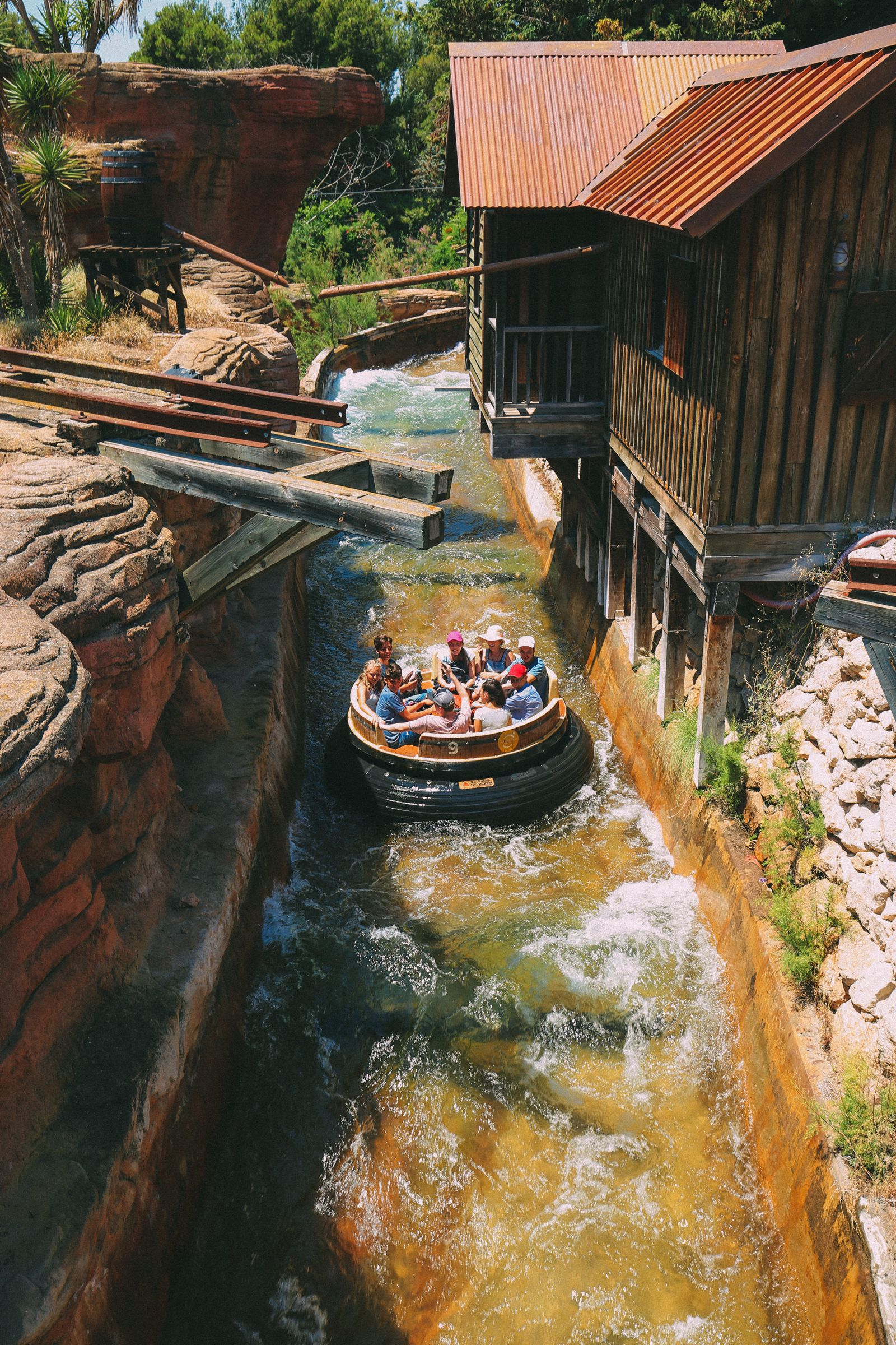 In Search Of Sunshine And Adventure... In PortAventura, Spain (37)