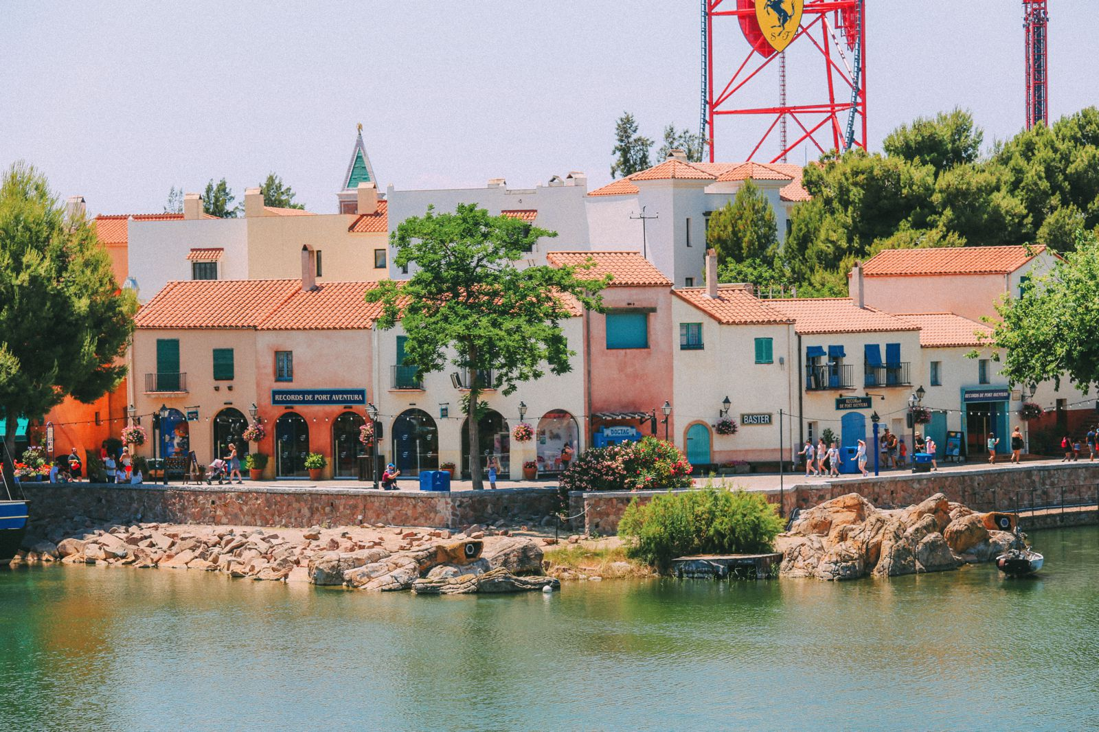 In Search Of Sunshine And Adventure... In PortAventura, Spain (40)