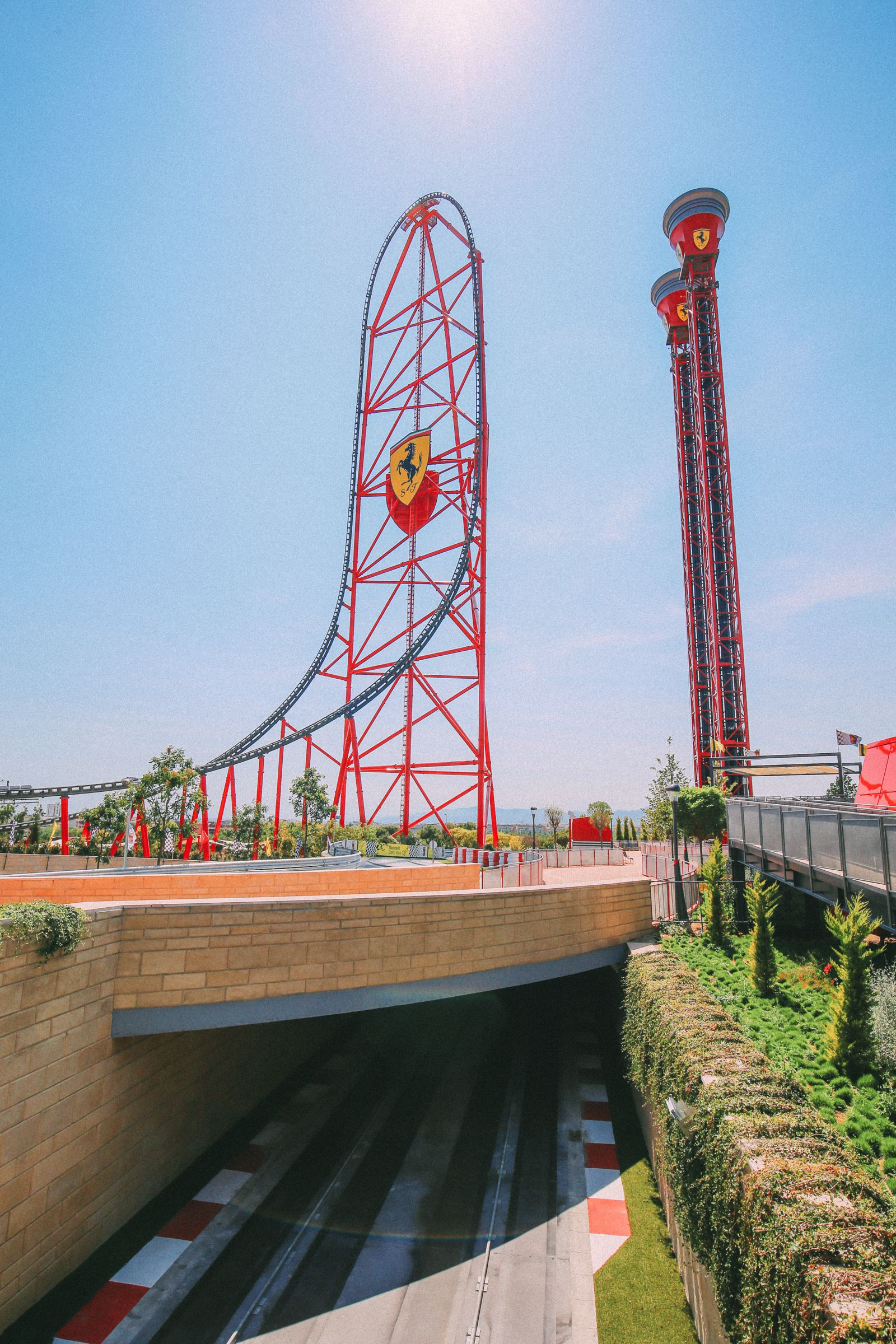 In Search Of Sunshine And Adventure... In PortAventura, Spain (62)