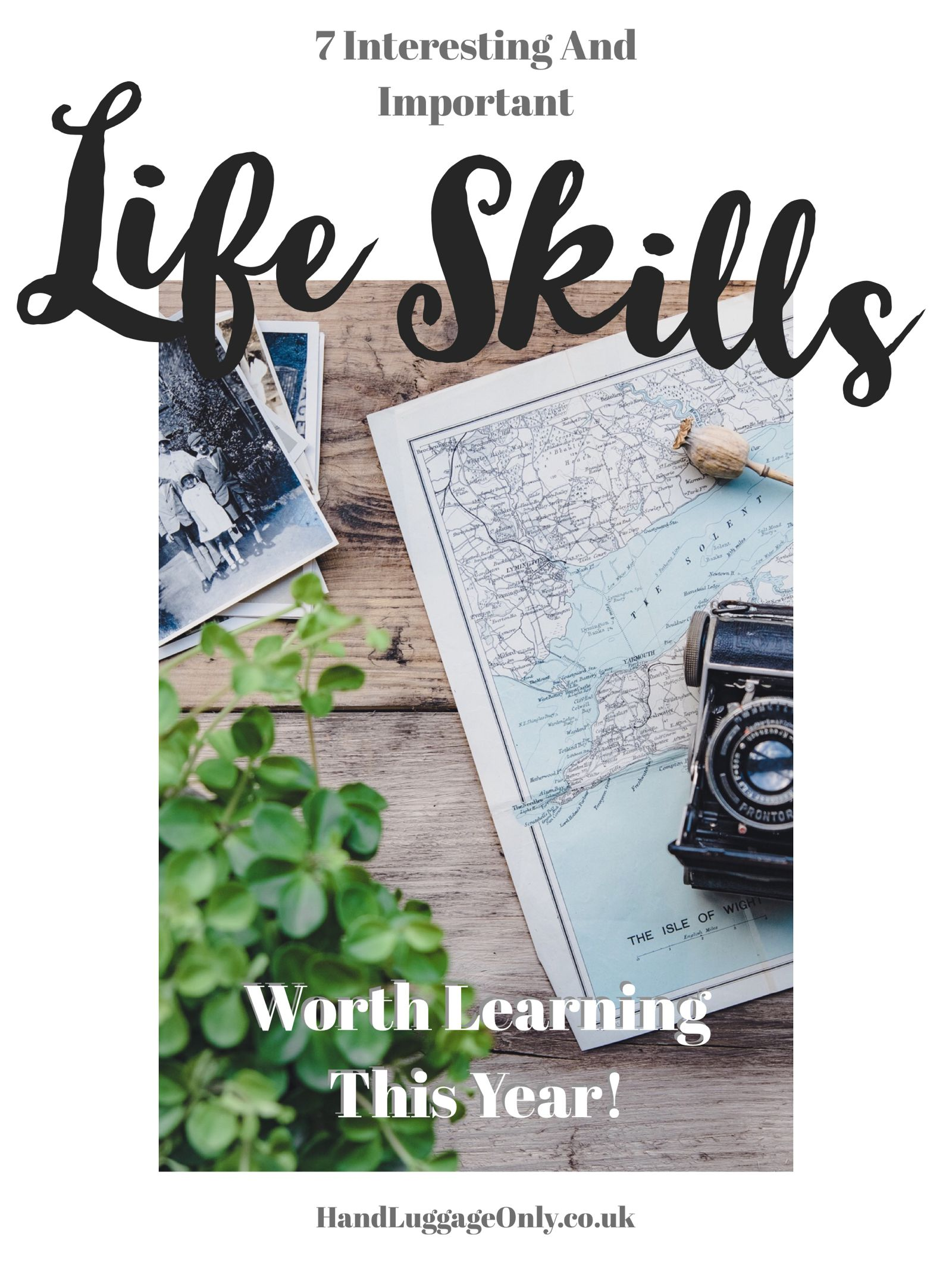 7 Interesting And Important Life Skills Worth Learning This Year!