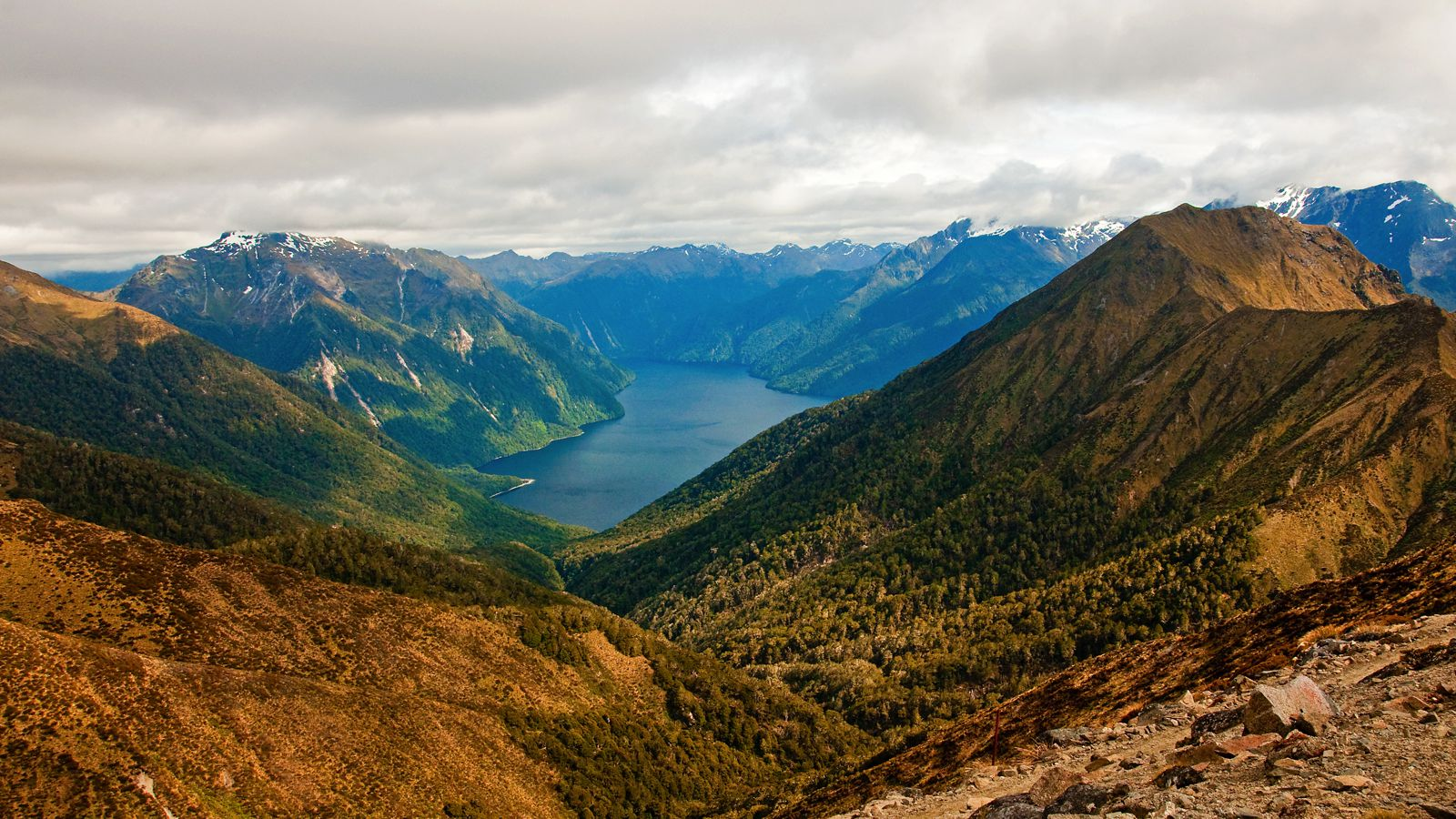 10 Absolutely Beautiful Hiking Trails You Have To Do In New Zealand (9)