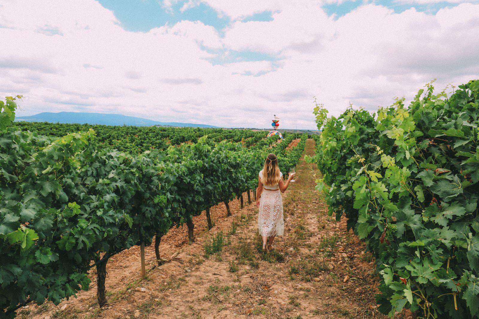 Spanish Vineyard Stock Photos & Spanish Vineyard Stock Images - Alamy