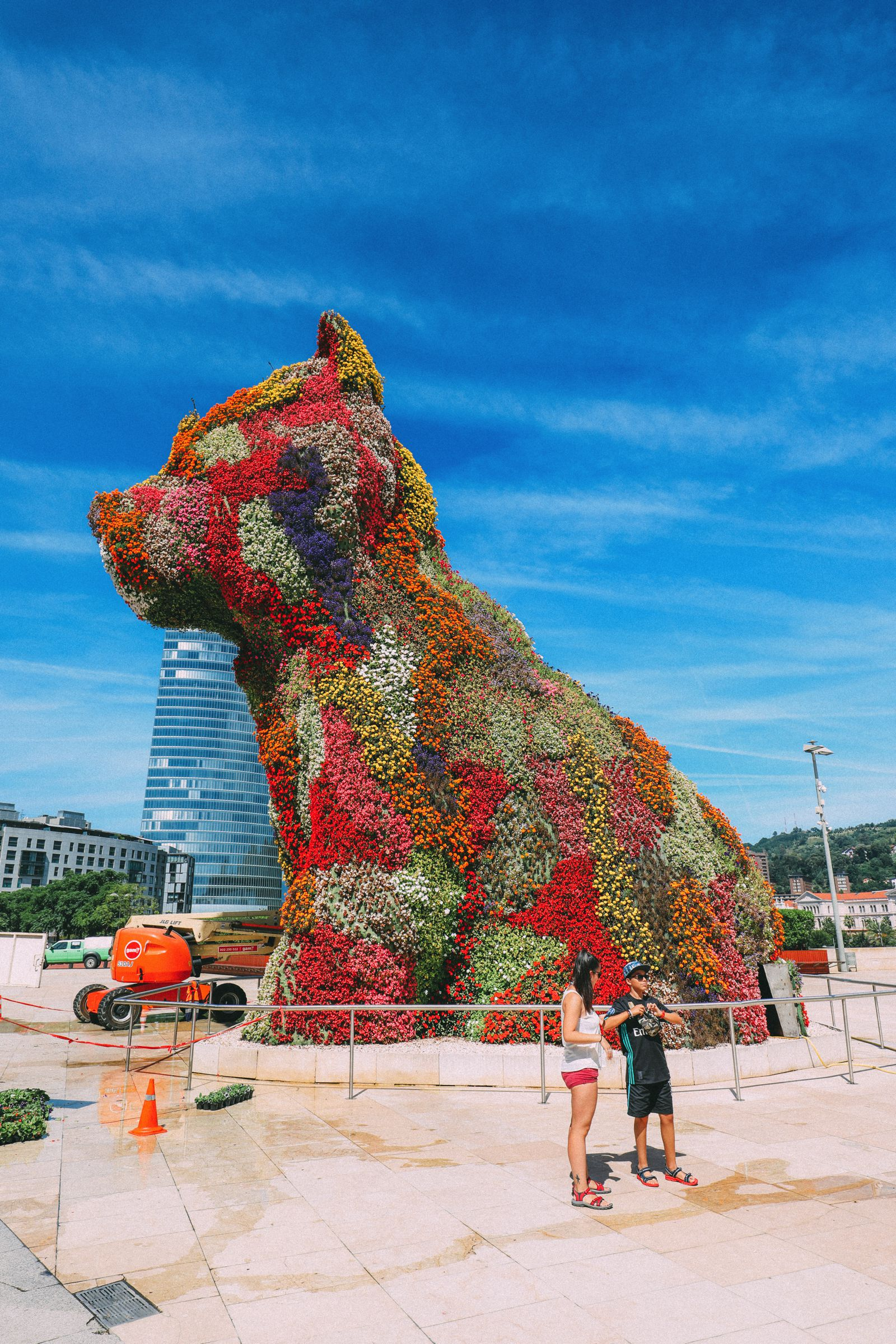 Art, Fish, A Gigantic Spider And Amazing Food In Bilbao, Spain (17)