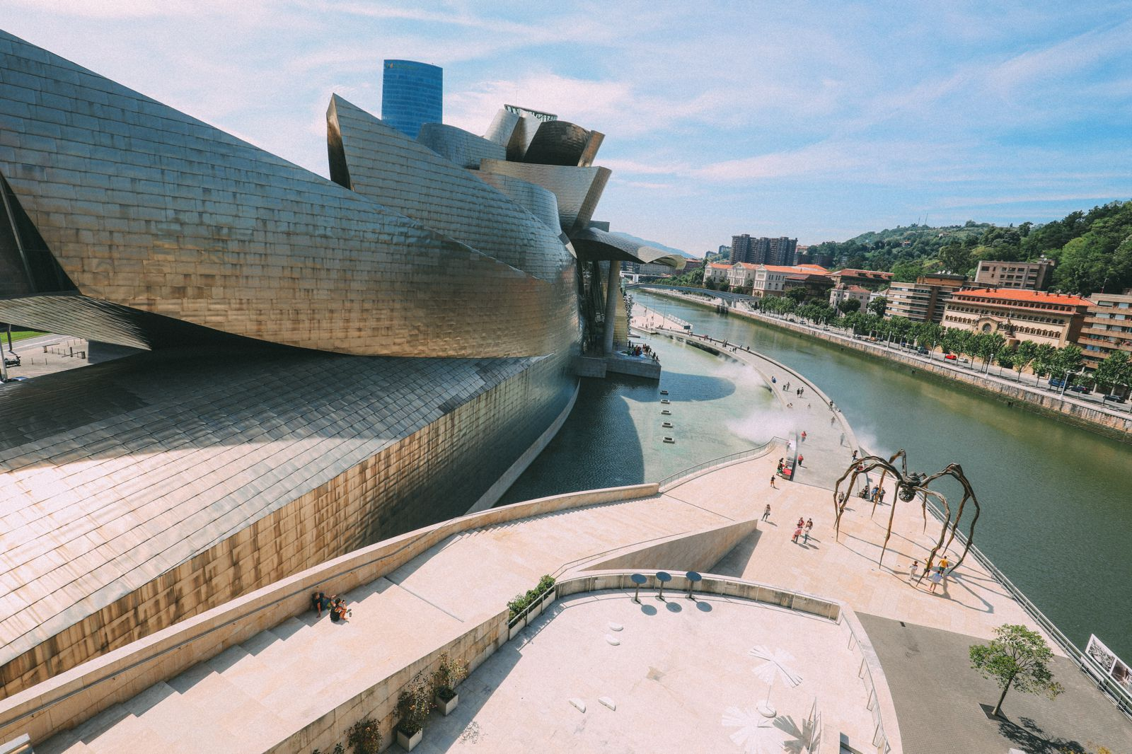 Art, Fish, A Gigantic Spider And Amazing Food In Bilbao, Spain (62)