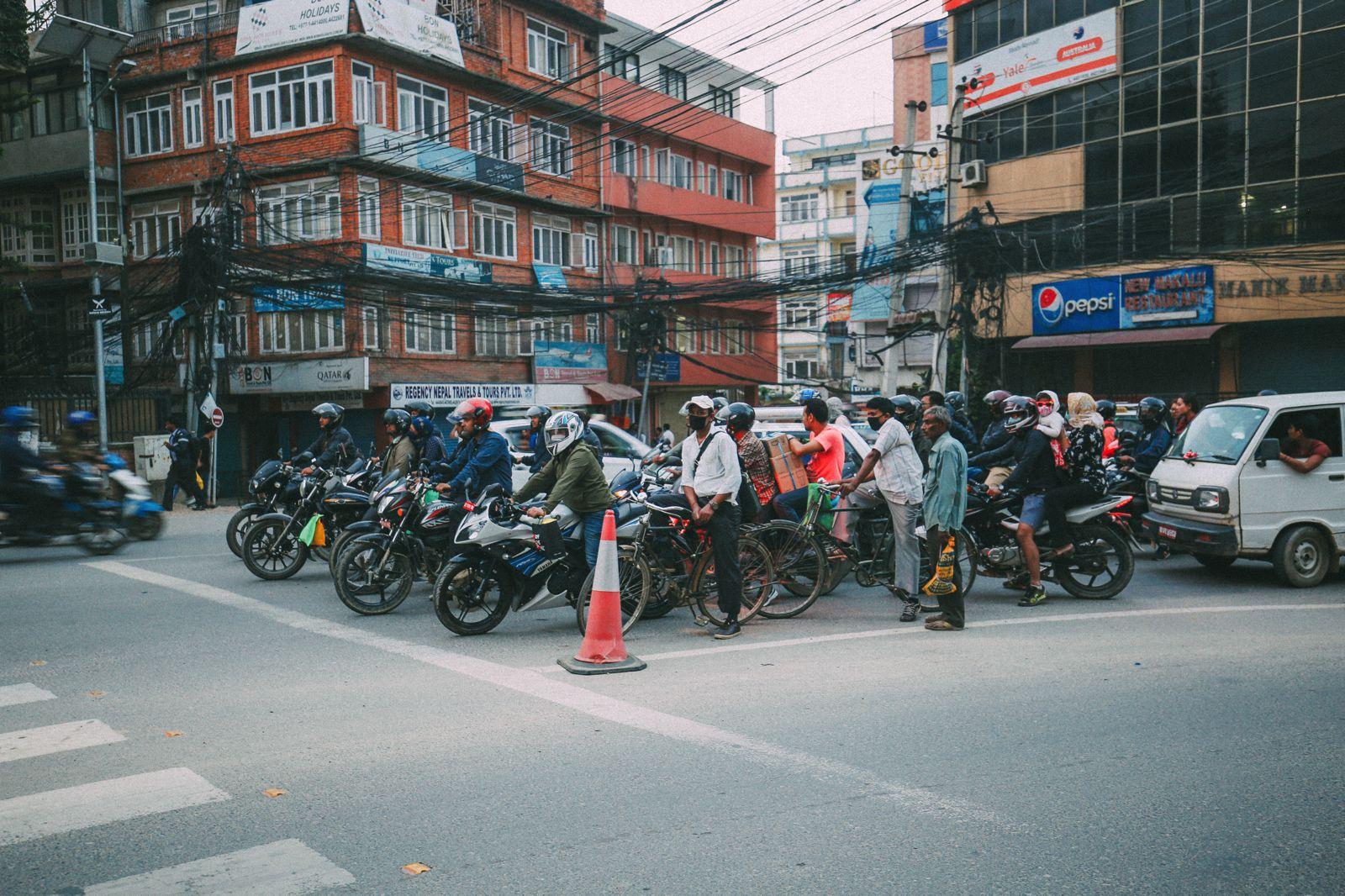 Arrival in Kathmandu, Nepal (10)